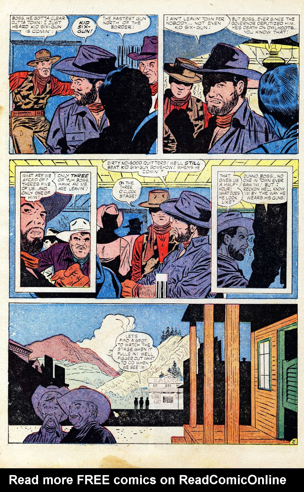 The Rawhide Kid (1955) issue 12 - Page 22