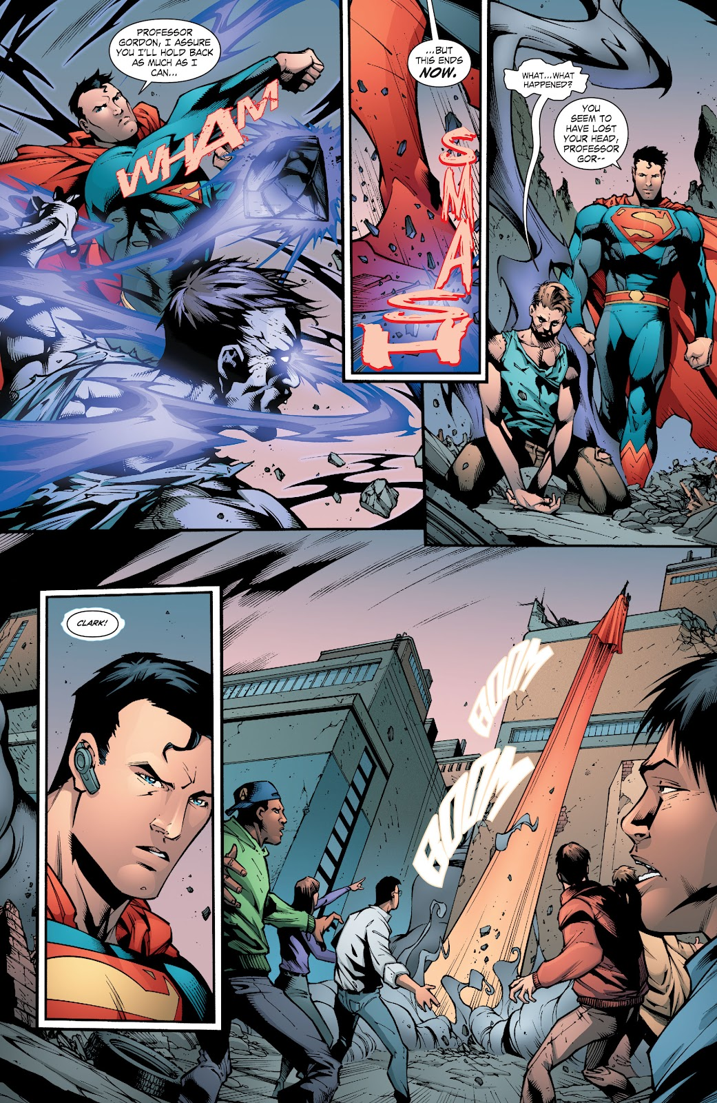 Read online Smallville Season 11 [II] comic -  Issue # TPB 8 - 57