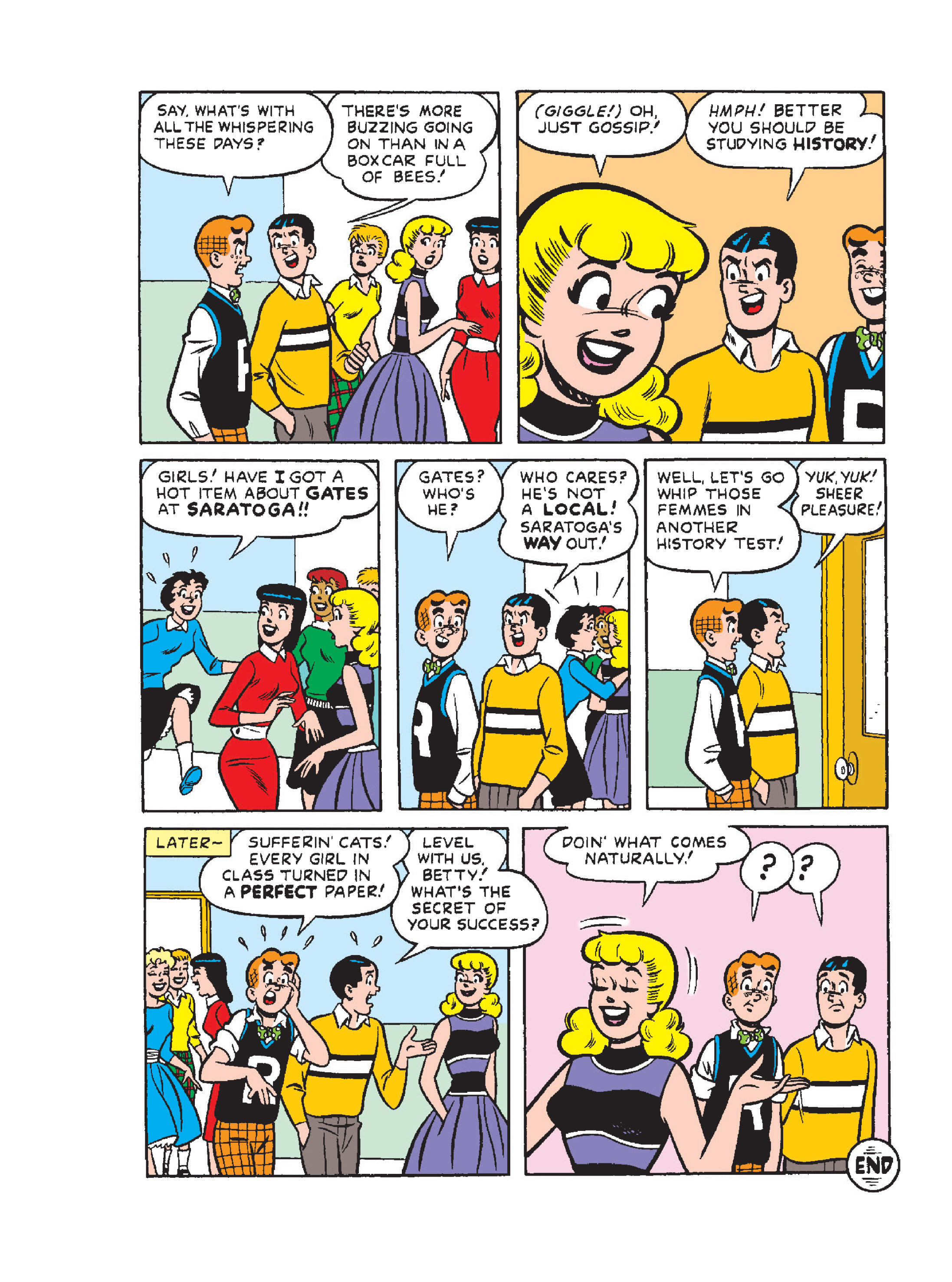 Read online Archie 1000 Page Comics Blowout! comic -  Issue # TPB (Part 2) - 56