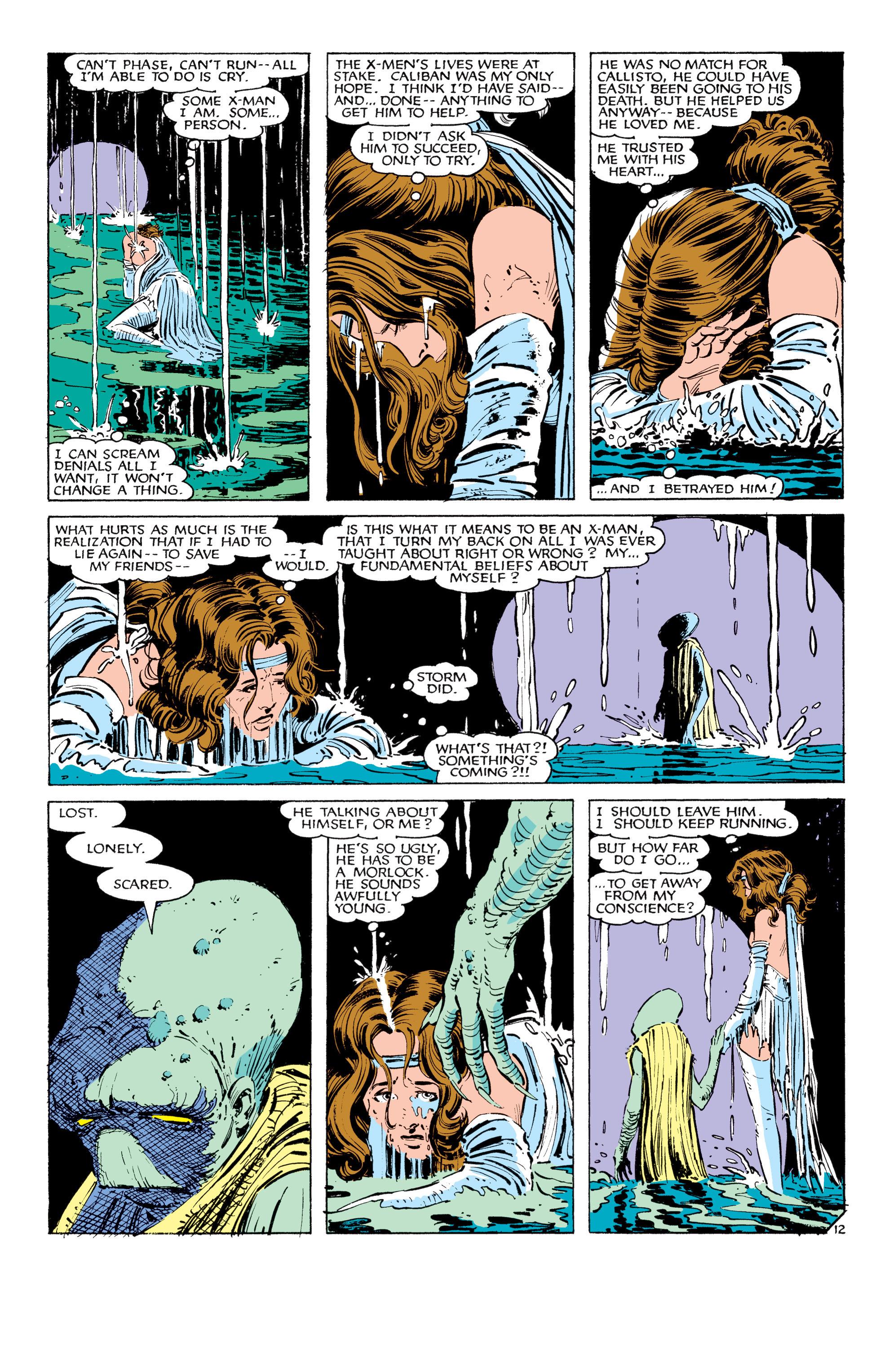 Read online Uncanny X-Men (1963) comic -  Issue #179 - 13