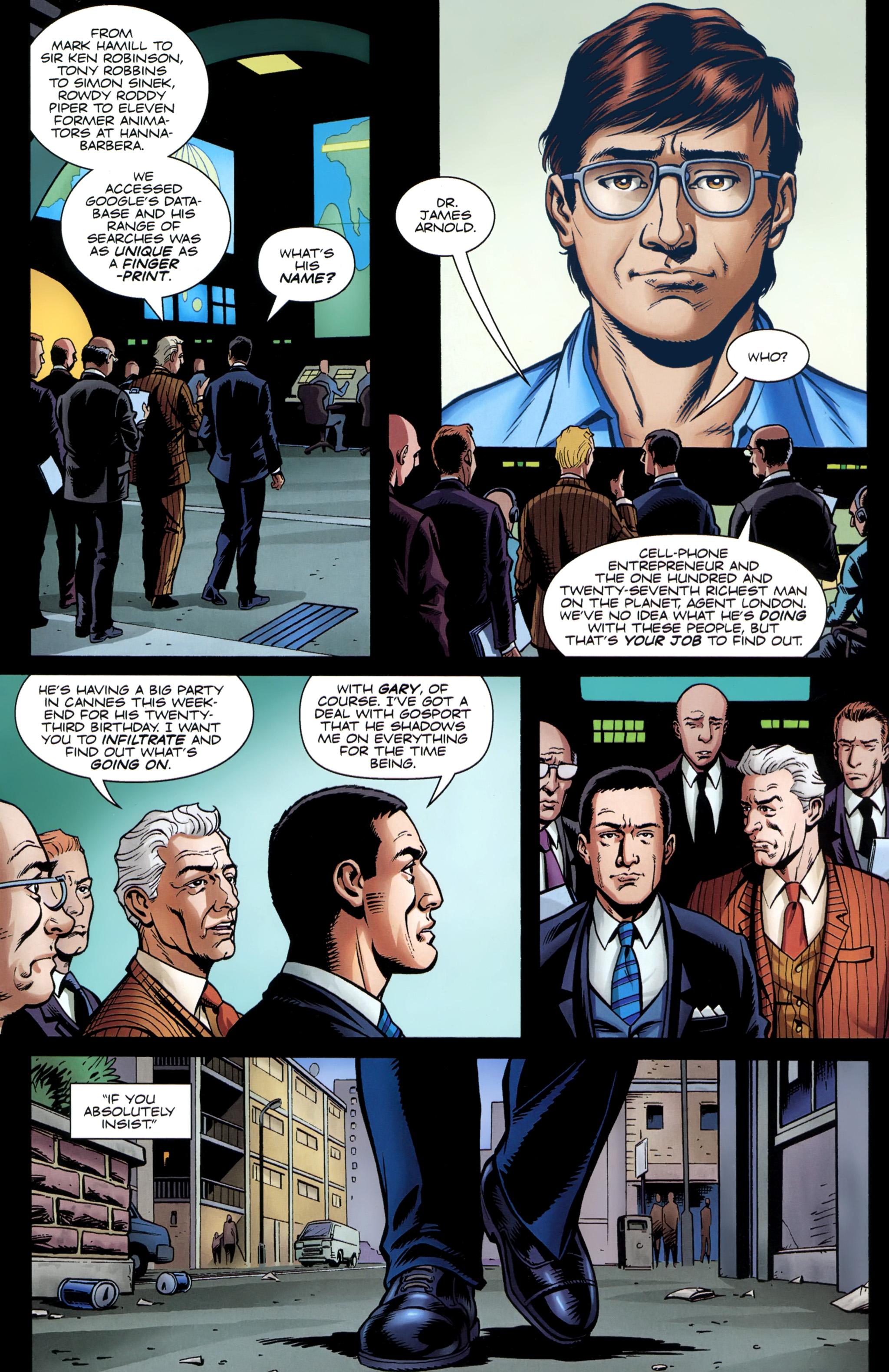 Read online Secret Service comic -  Issue #4 - 22