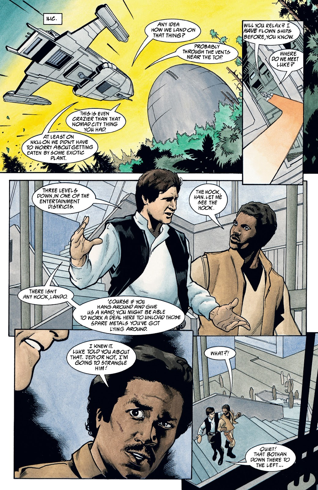 Read online Star Wars Legends: The New Republic - Epic Collection comic -  Issue # TPB 4 (Part 2) - 78