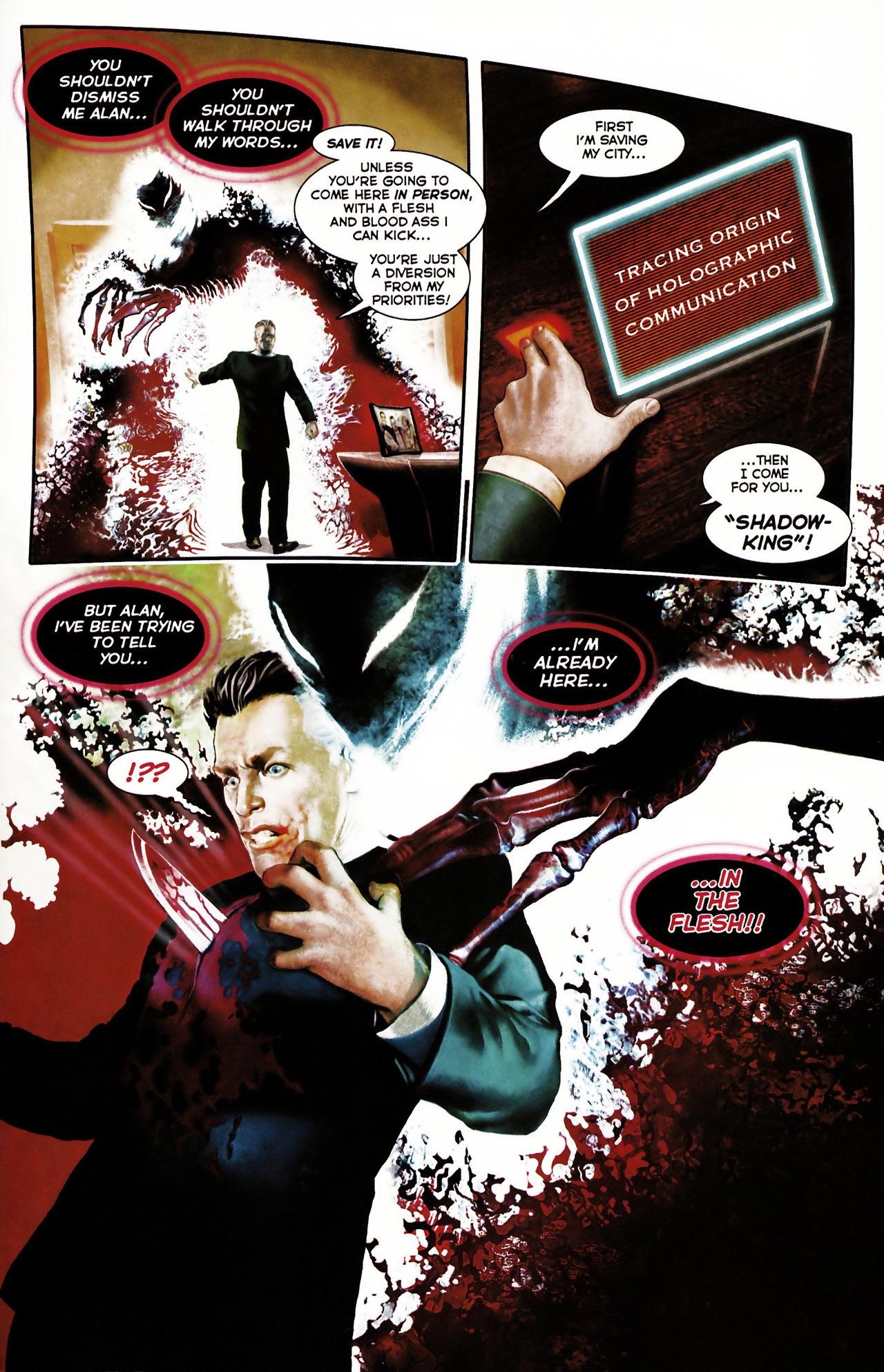 Read online Shark-Man comic -  Issue #1 - 26
