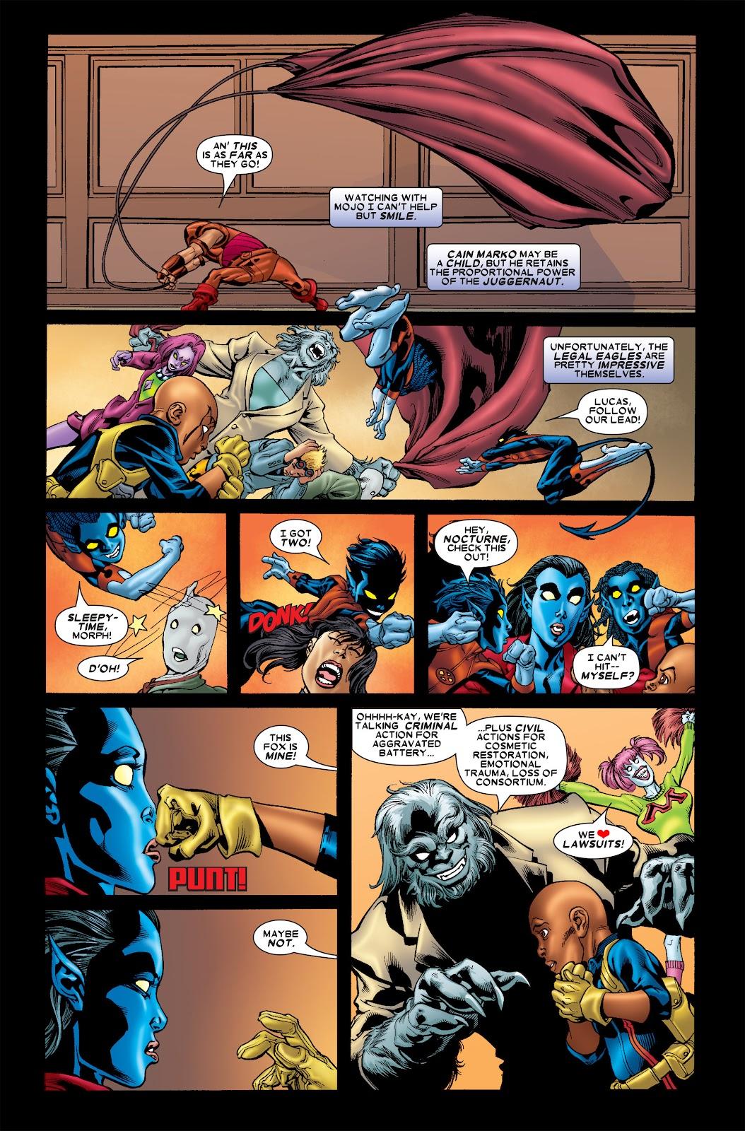 Uncanny X-Men (1963) issue 461 - Page 12
