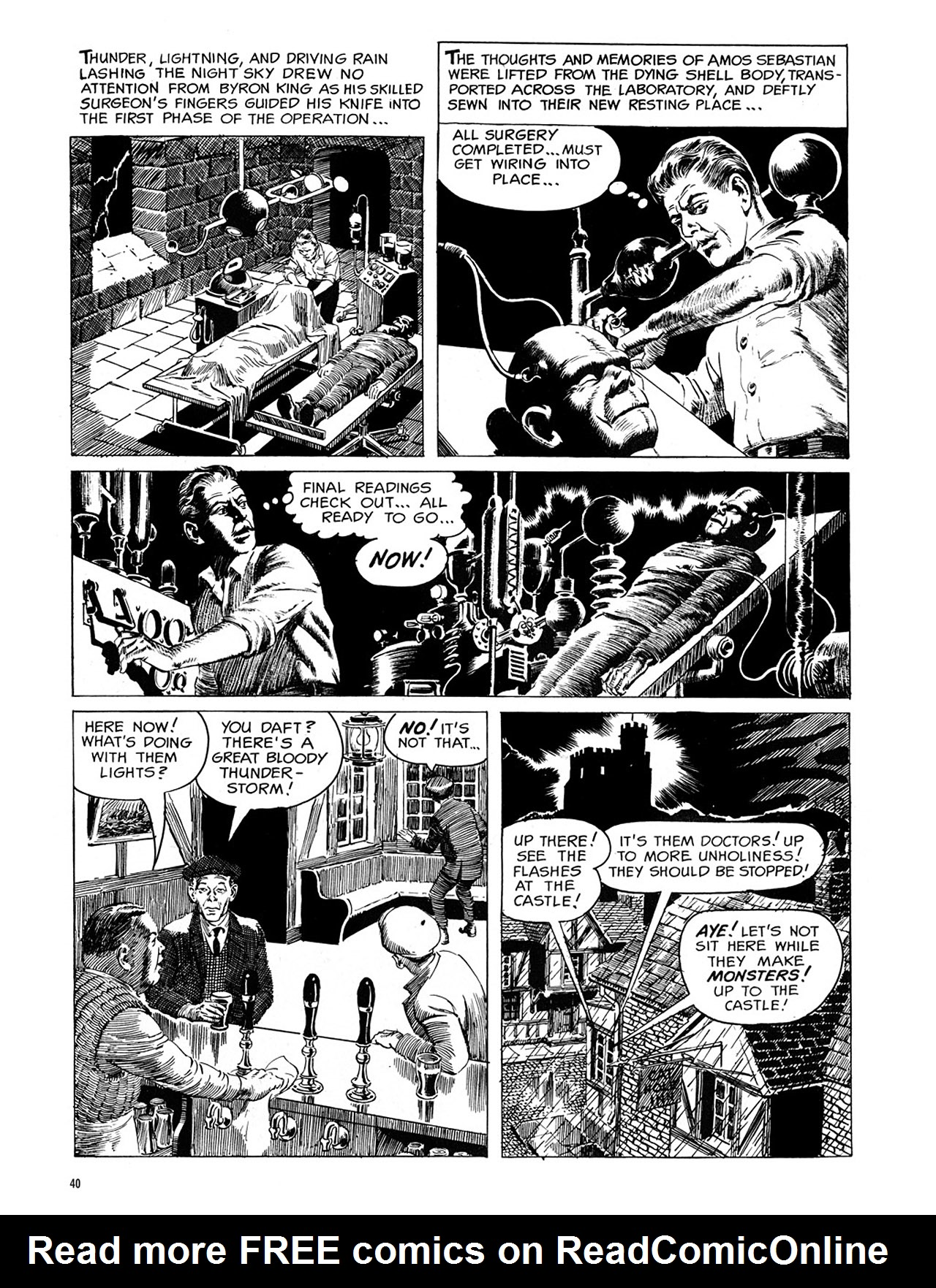 Read online Eerie Archives comic -  Issue # TPB 1 - 41
