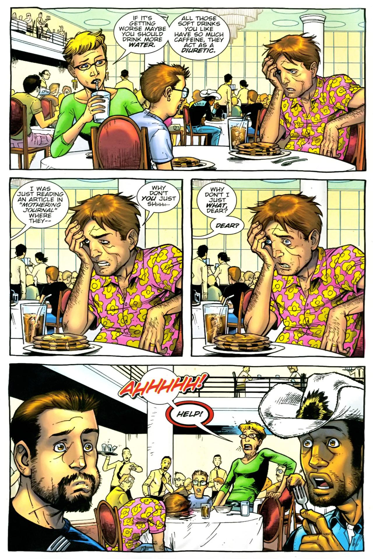 Read online The Exterminators comic -  Issue #24 - 5
