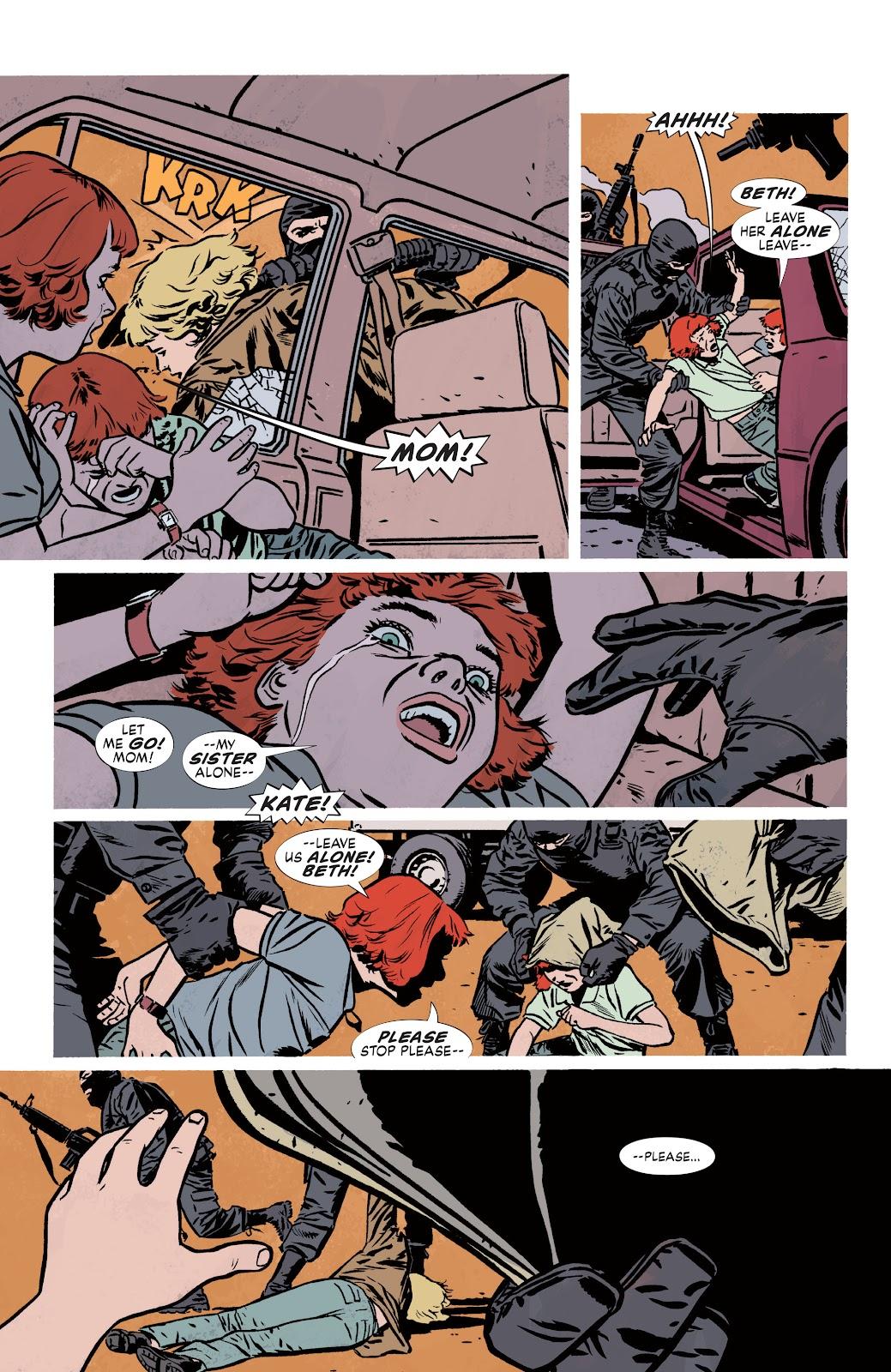 Read online Detective Comics (1937) comic -  Issue # _TPB Batwoman - Elegy (Part 1) - 96