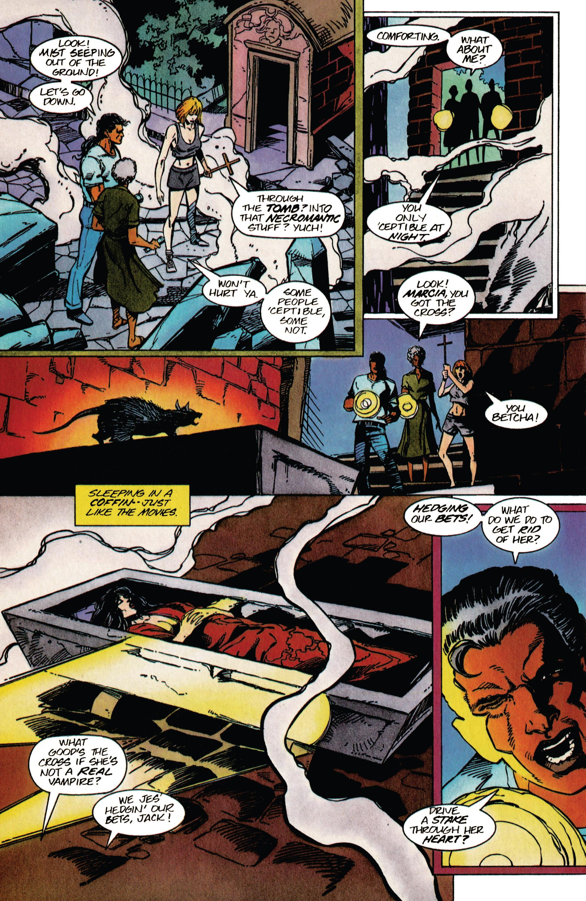 Read online Shadowman (1992) comic -  Issue #40 - 19