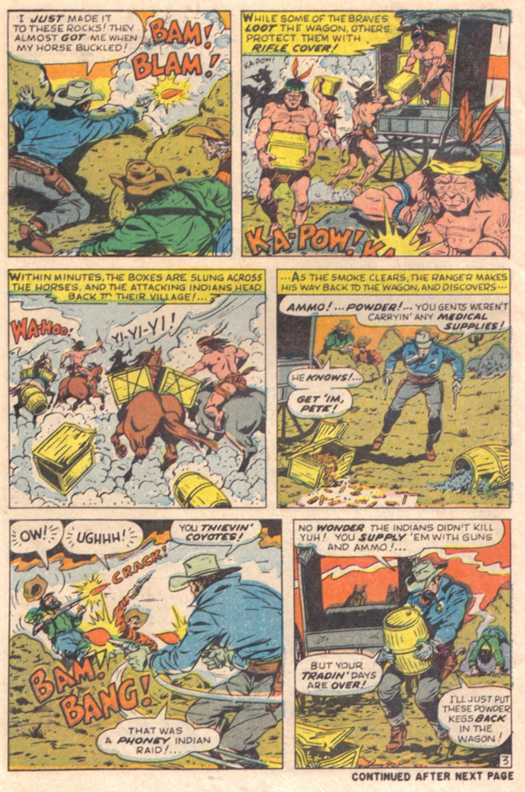 The Rawhide Kid (1955) issue 65 - Page 30