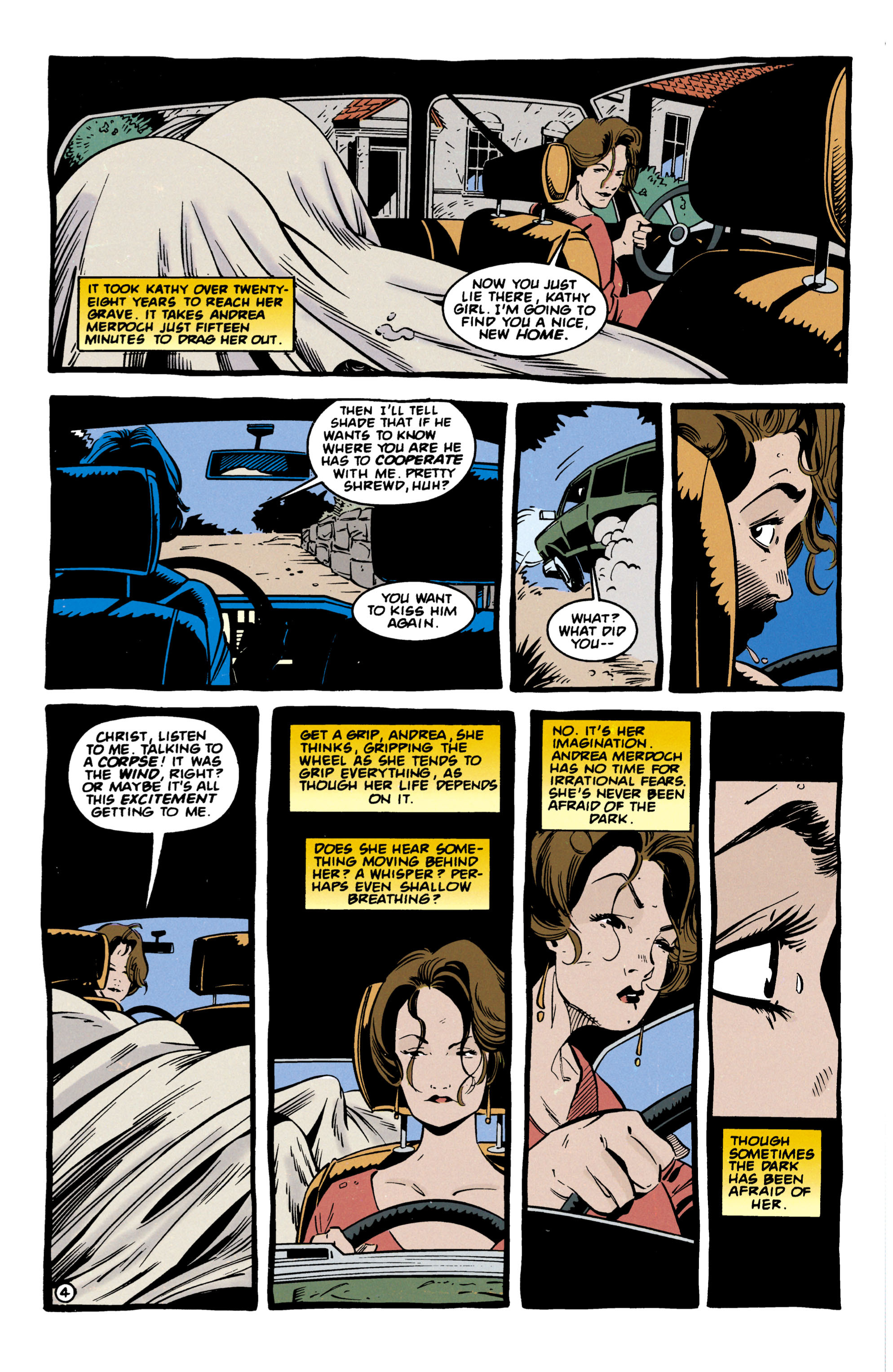 Read online Shade, the Changing Man comic -  Issue #57 - 5