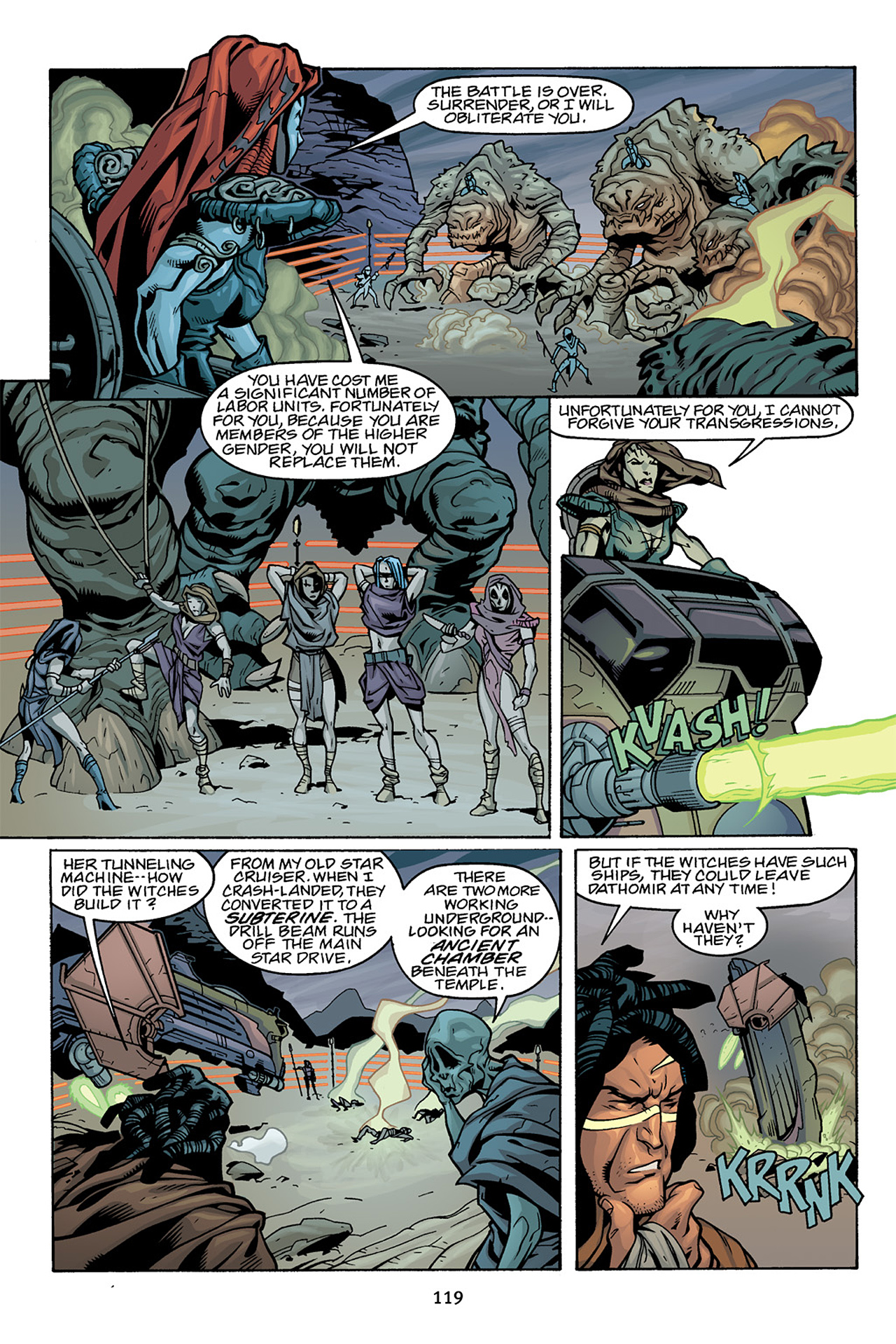 Read online Star Wars Omnibus comic -  Issue # Vol. 15 - 116