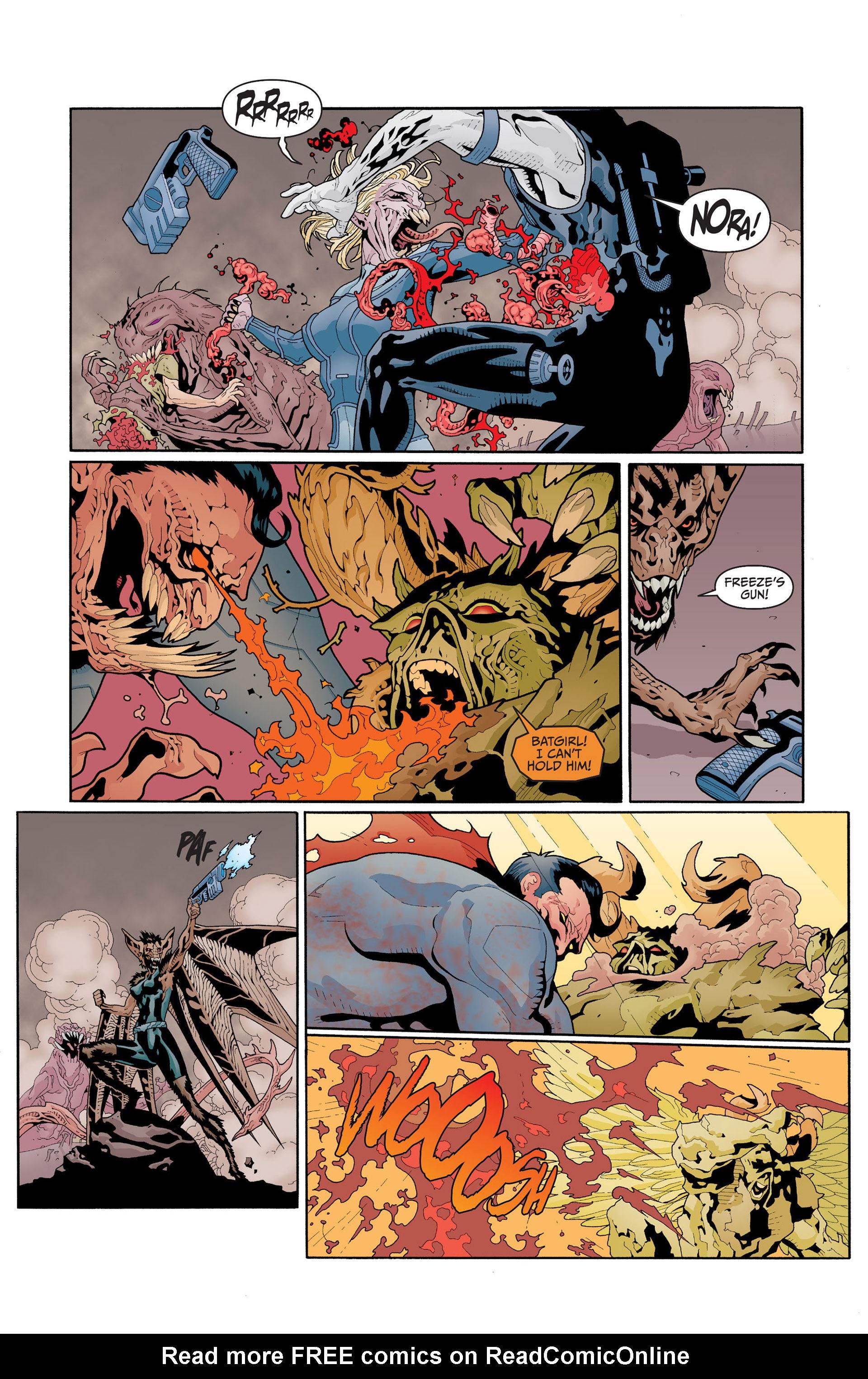 Read online Animal Man (2011) comic -  Issue #17 - 10