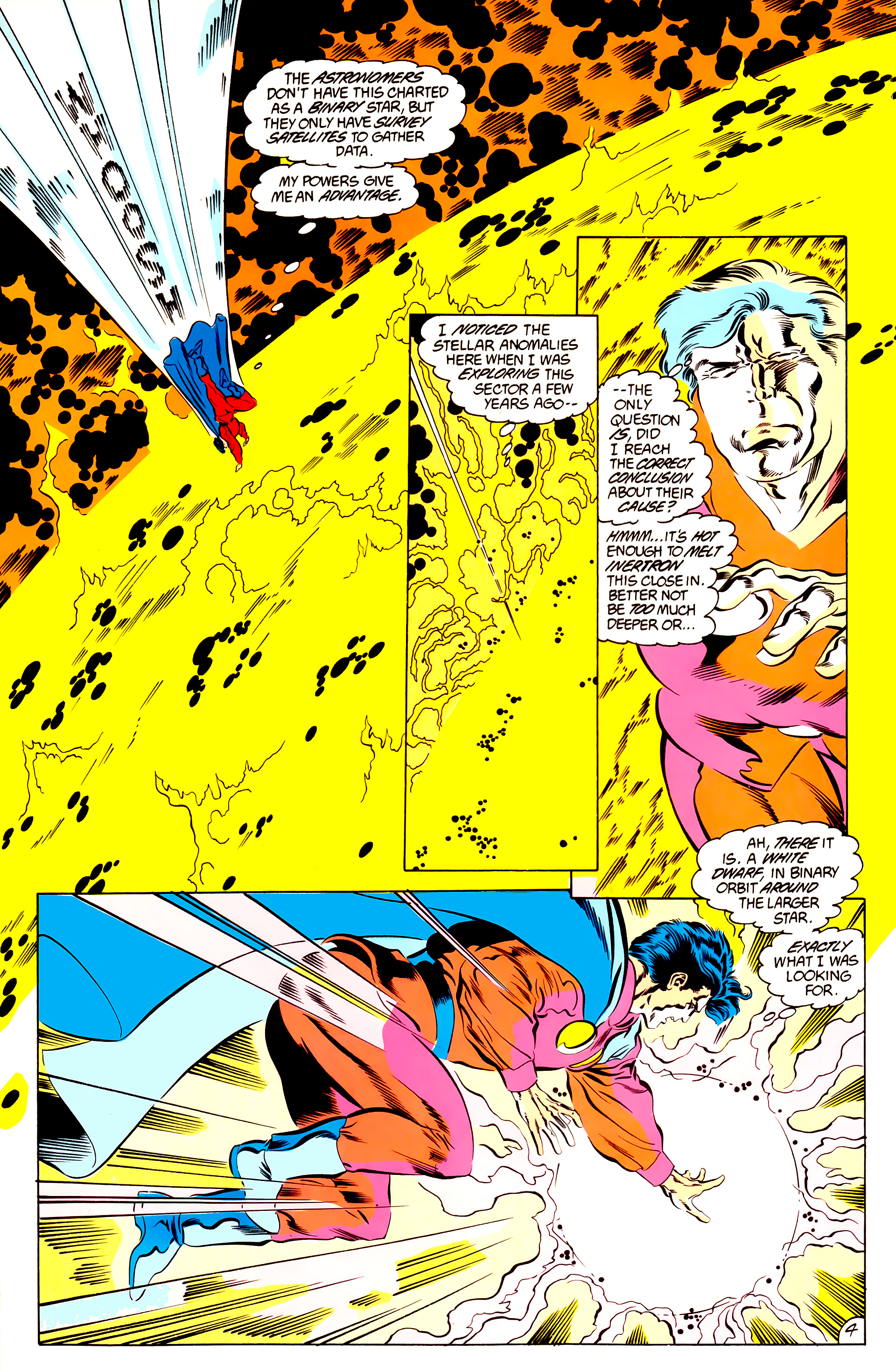 Legion of Super-Heroes (1984) 48 Page 4