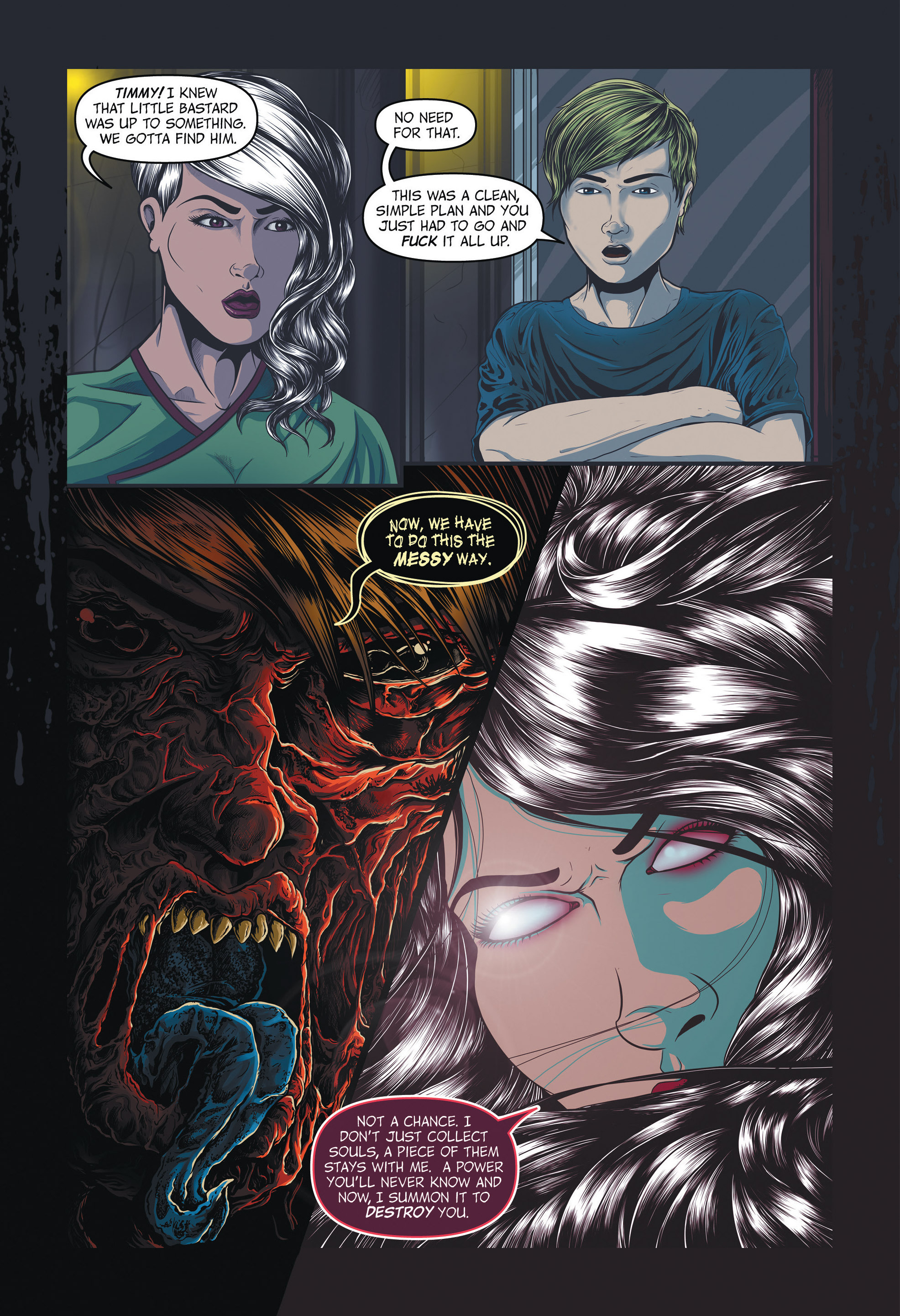 Read online Redemption Heights comic -  Issue # Full - 75