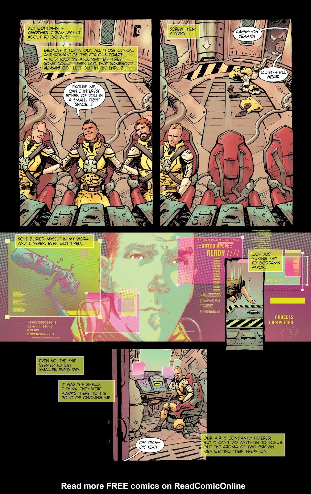 Read online Strange Adventures (2014) comic -  Issue # TPB (Part 2) - 33