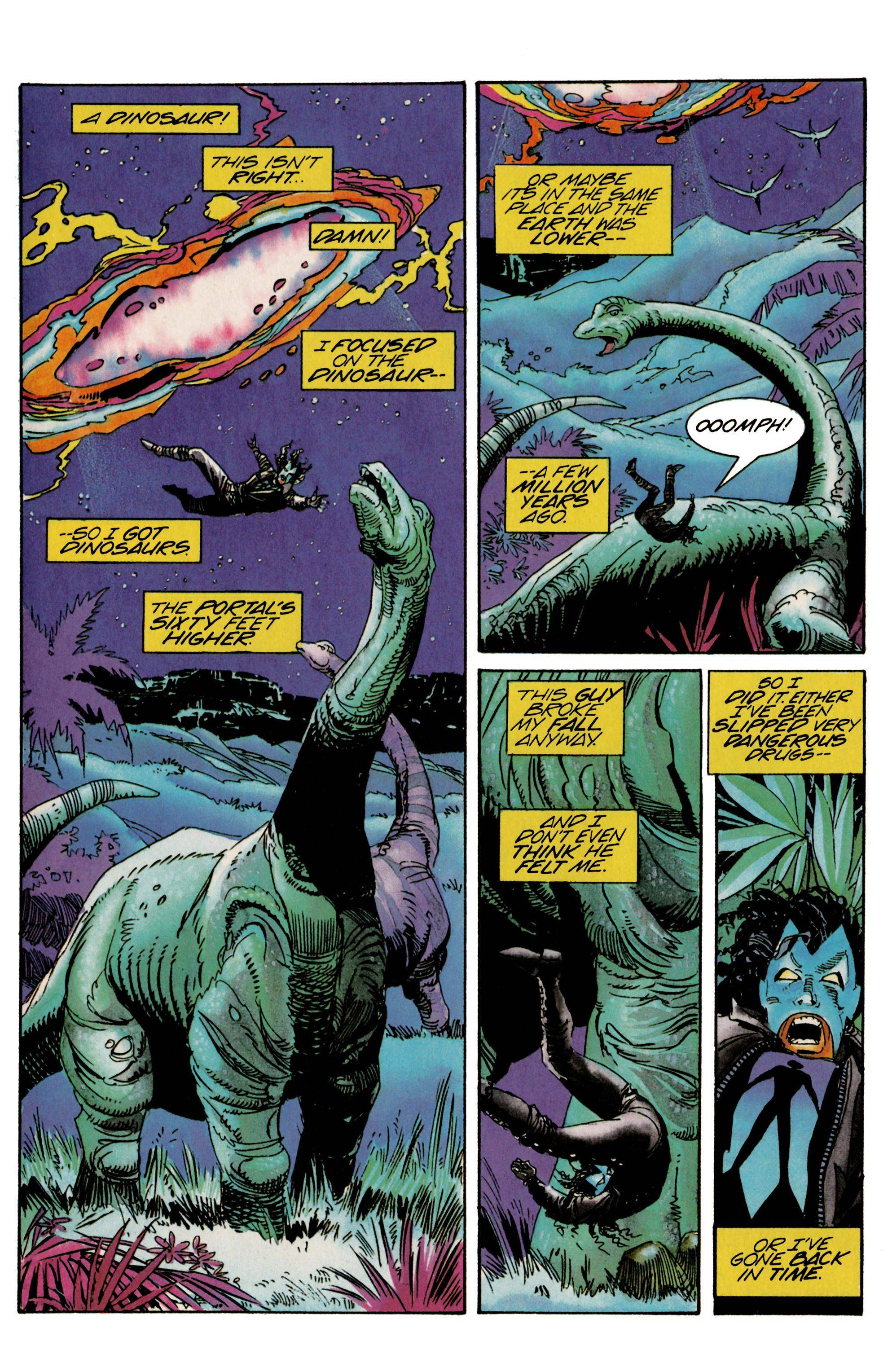 Read online Shadowman (1992) comic -  Issue #21 - 7