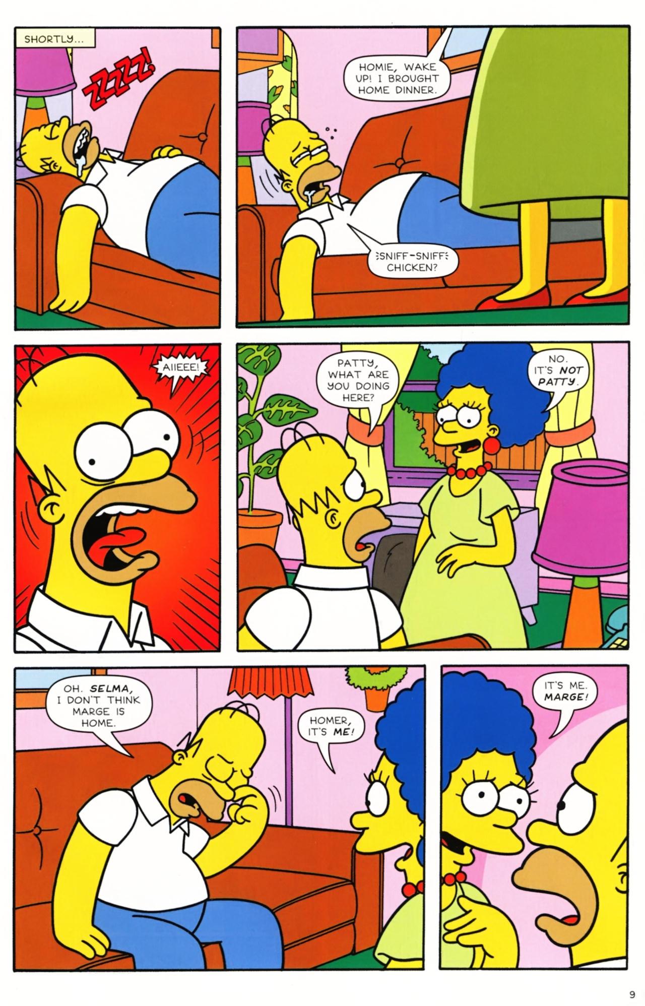 Read online Simpsons Comics comic -  Issue #157 - 8