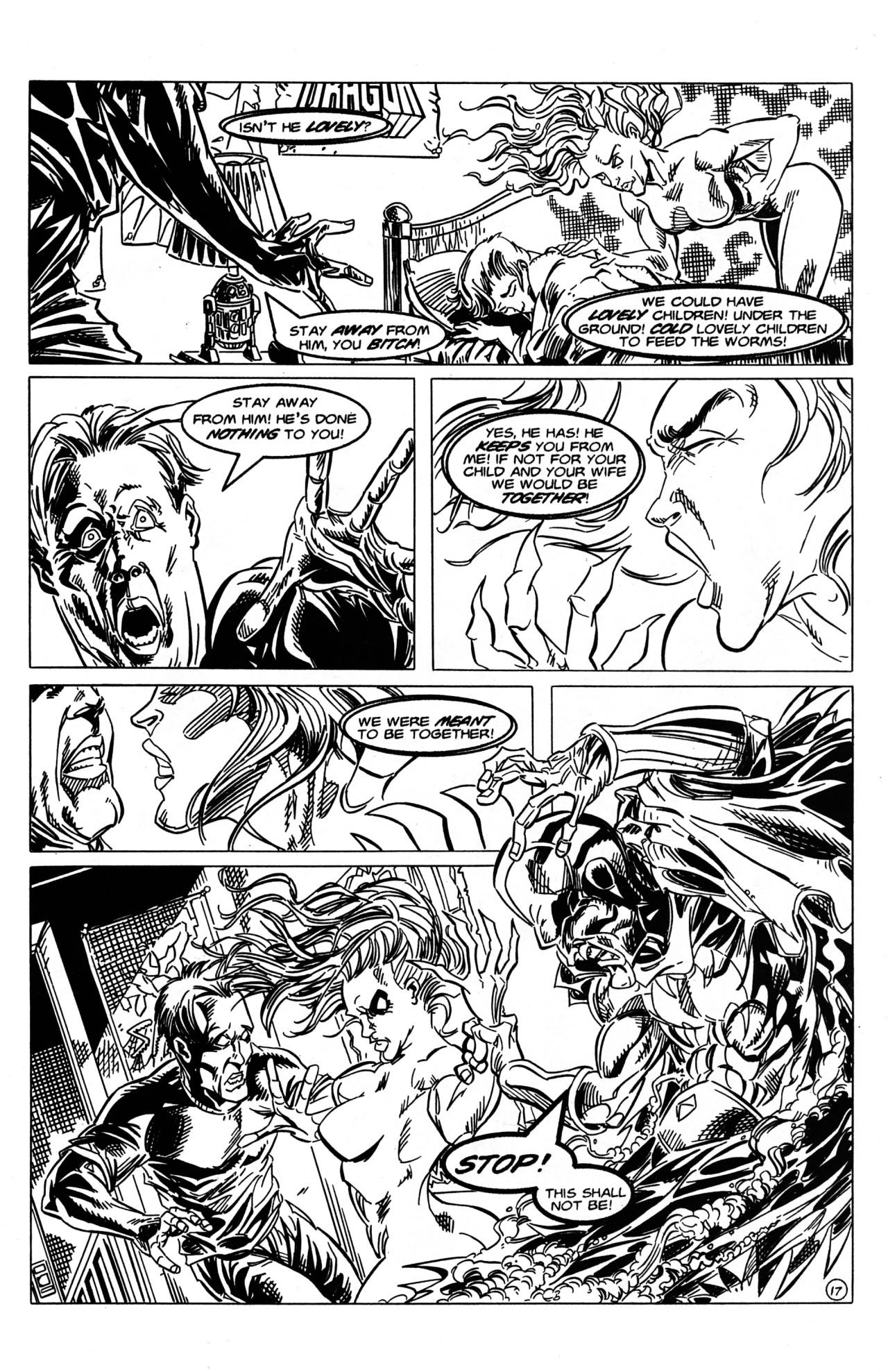 Read online Dr. Weird (1997) comic -  Issue #2 - 19