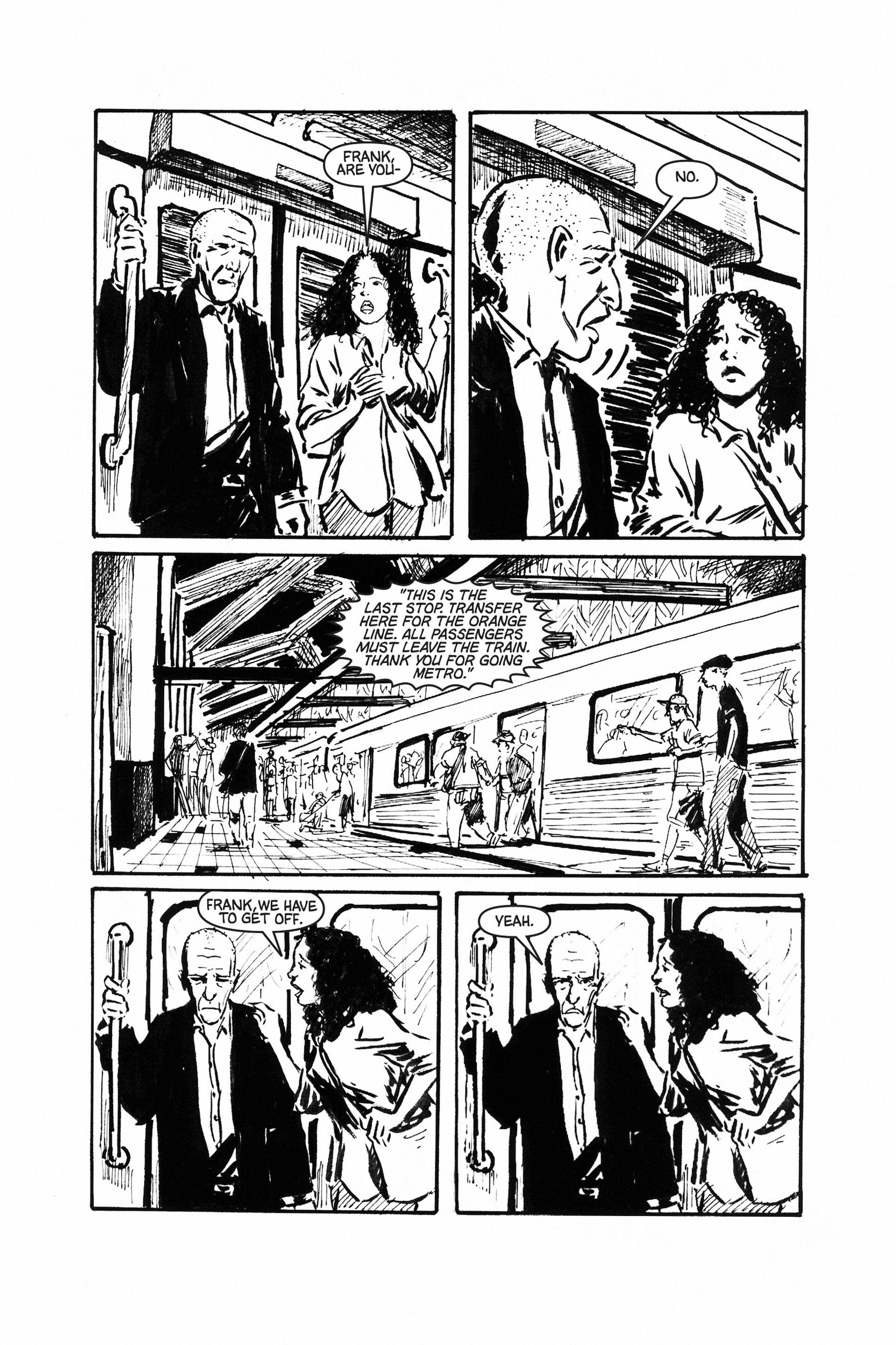 Read online Tumor comic -  Issue # TPB - 147