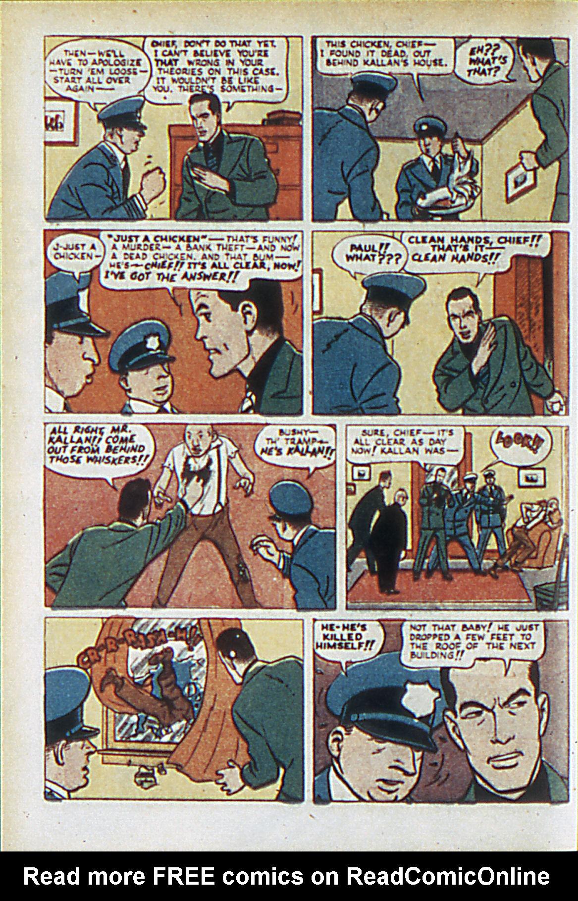Read online Adventure Comics (1938) comic -  Issue #61 - 45