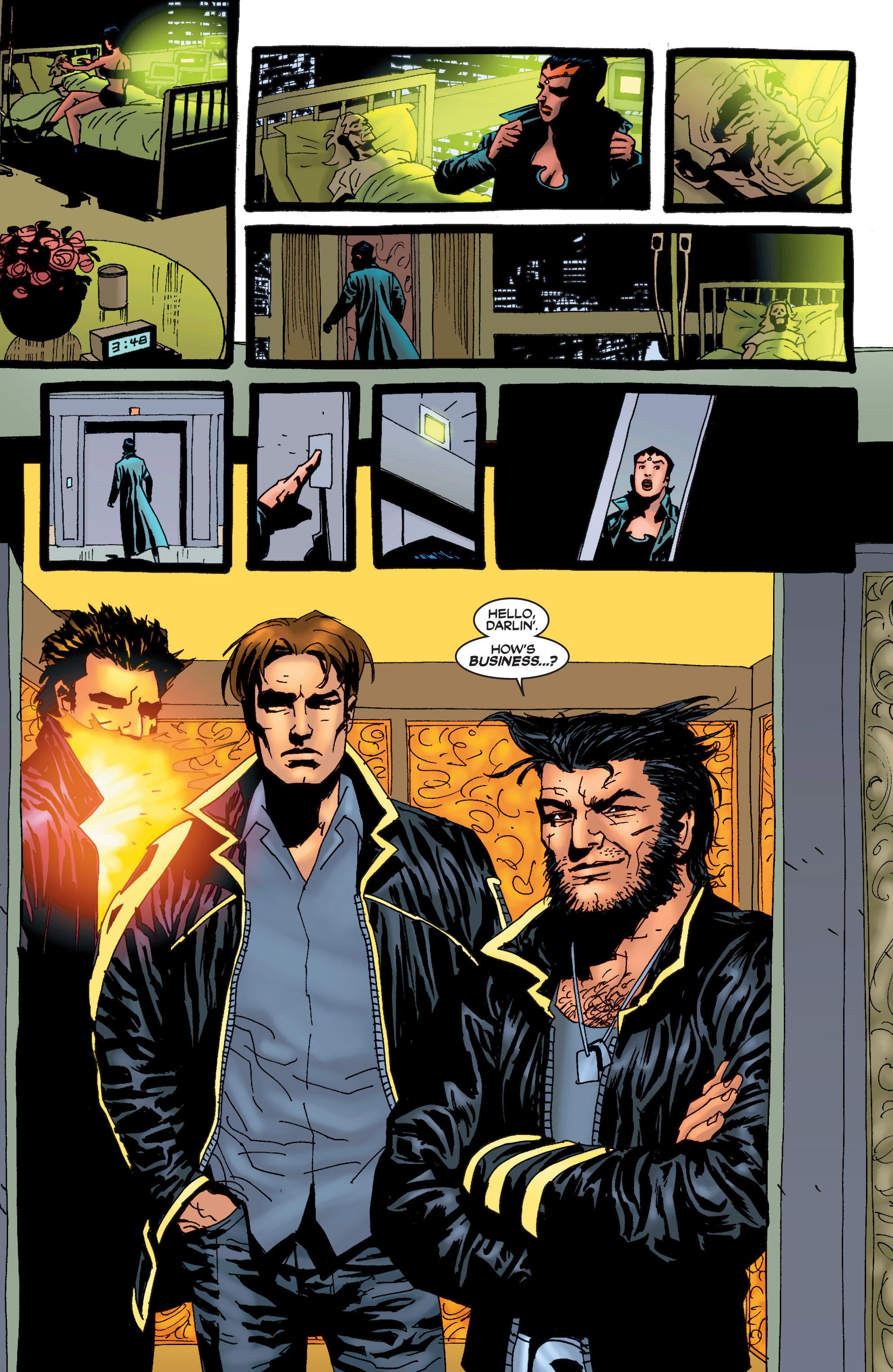 Read online Uncanny X-Men (1963) comic -  Issue #408 - 19