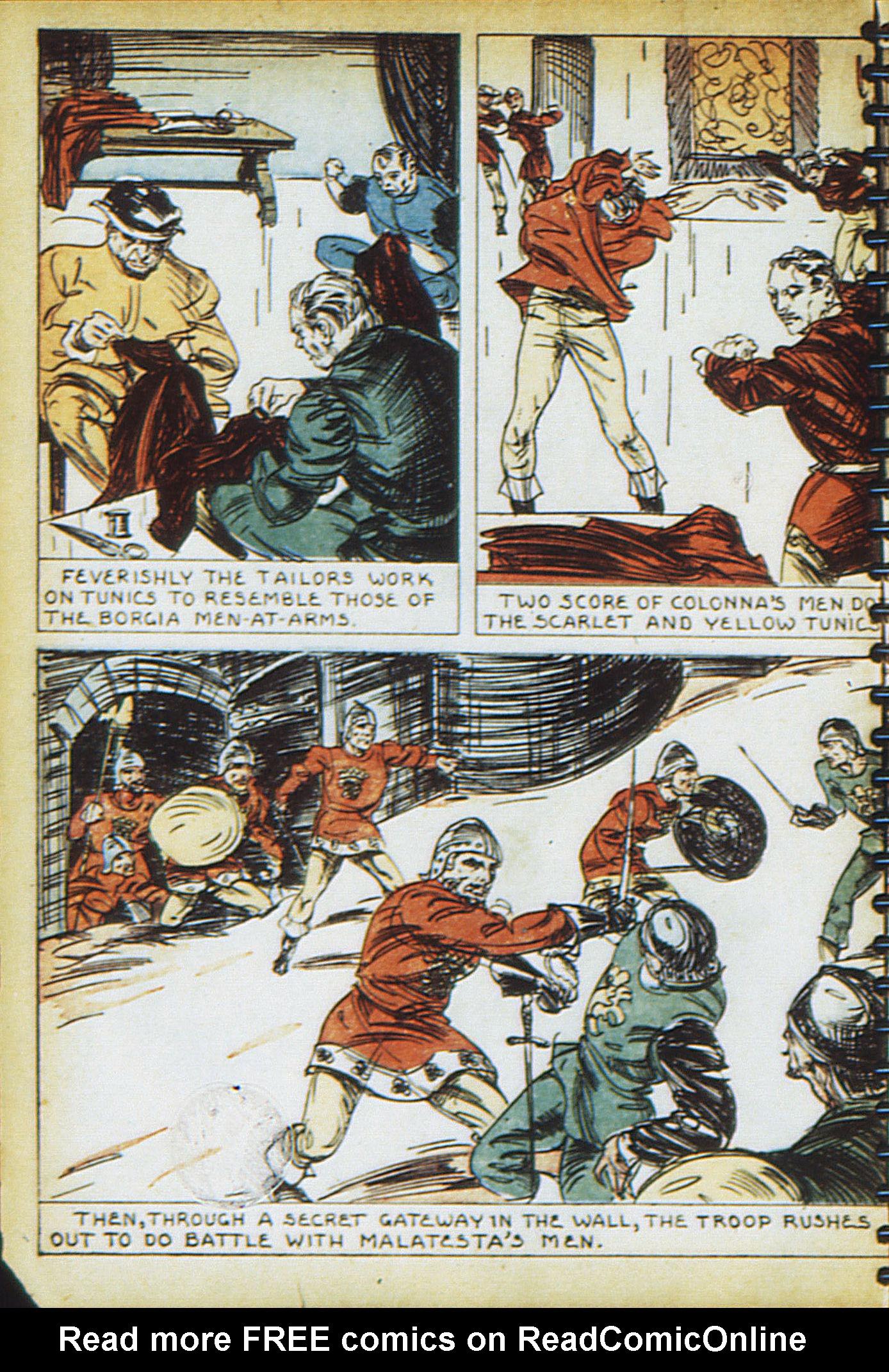 Read online Adventure Comics (1938) comic -  Issue #13 - 54