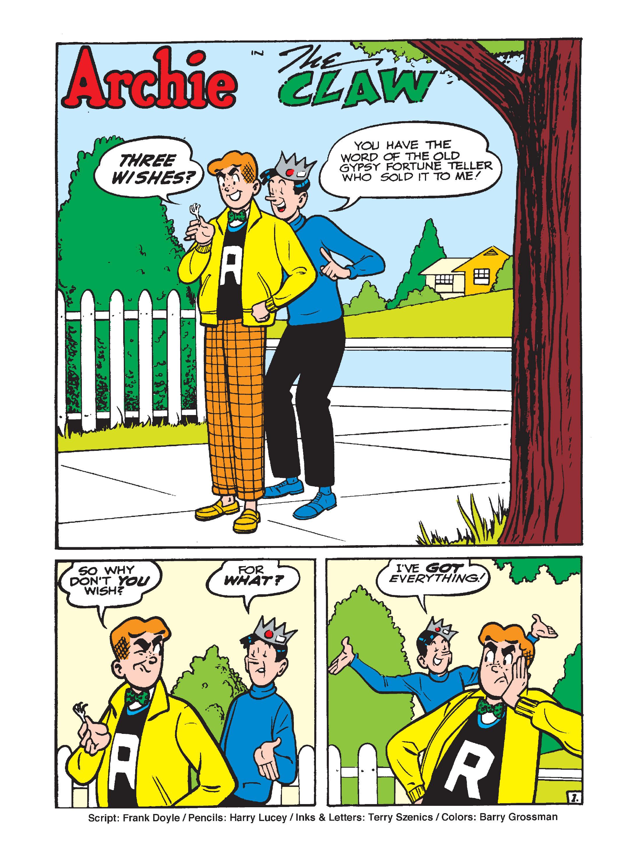 Read online Archie 1000 Page Comics Bonanza comic -  Issue #1 (Part 2) - 52