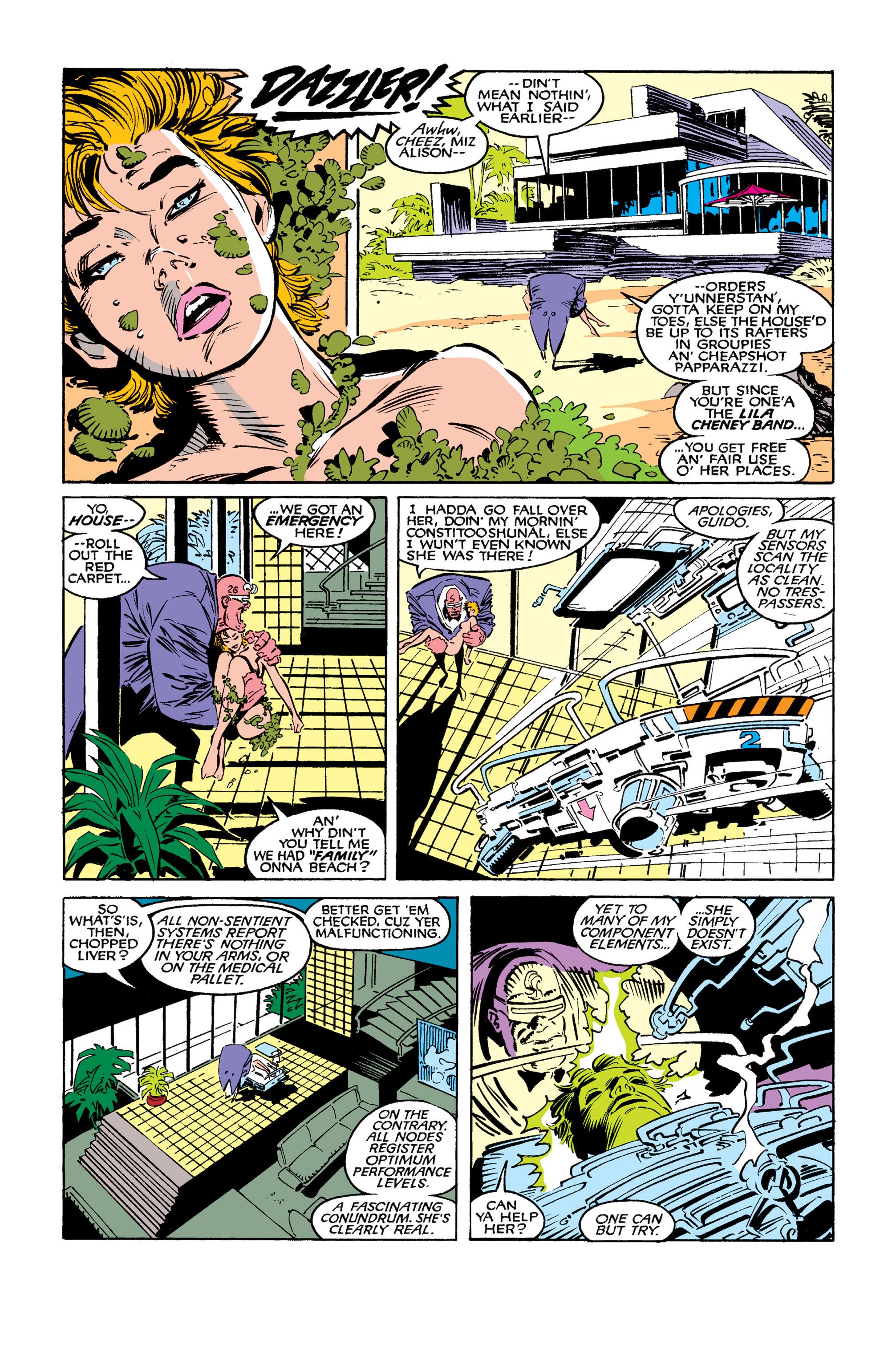 Read online Uncanny X-Men (1963) comic -  Issue #259 - 9