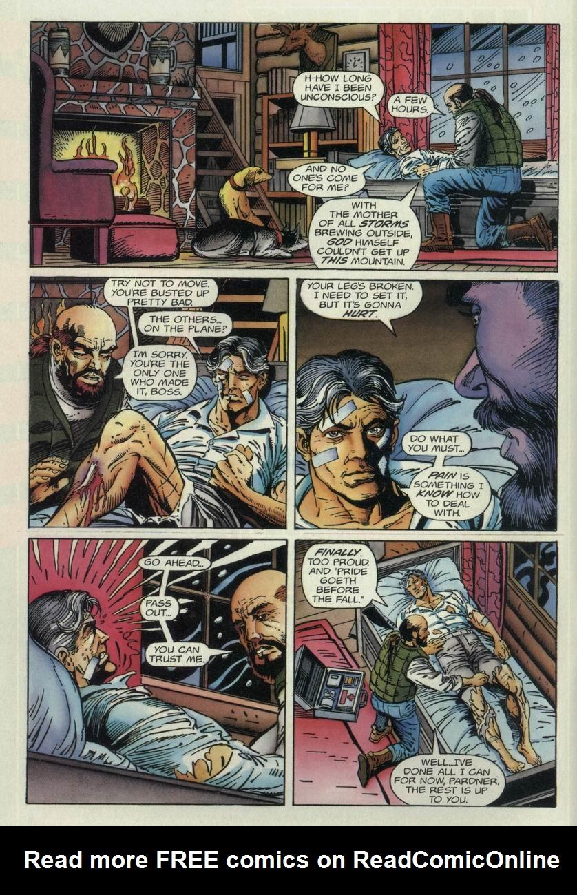 Read online Harbinger Files comic -  Issue #1 - 6