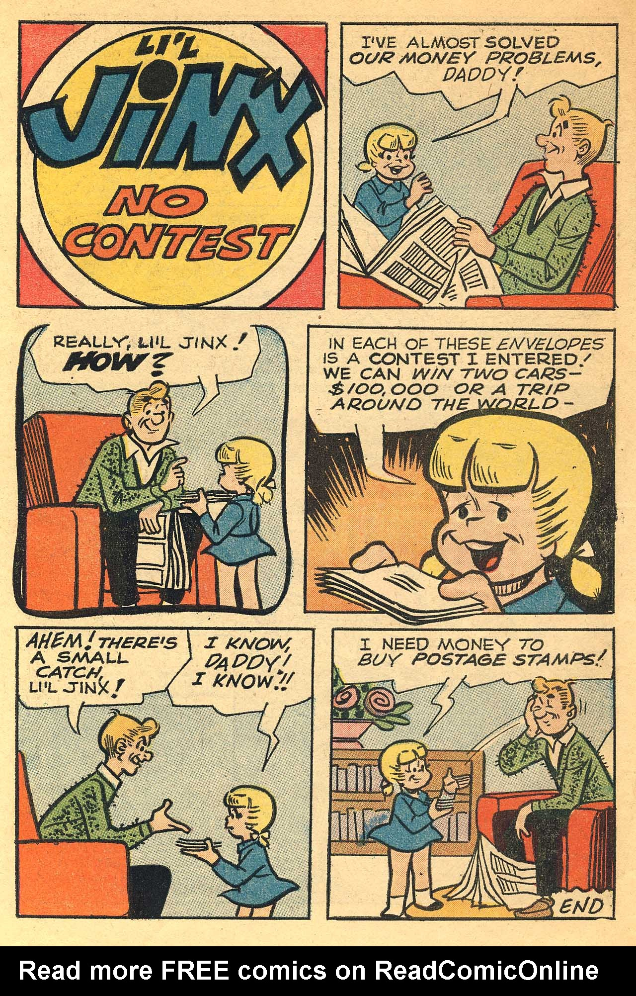 Read online Archie (1960) comic -  Issue #224 - 10