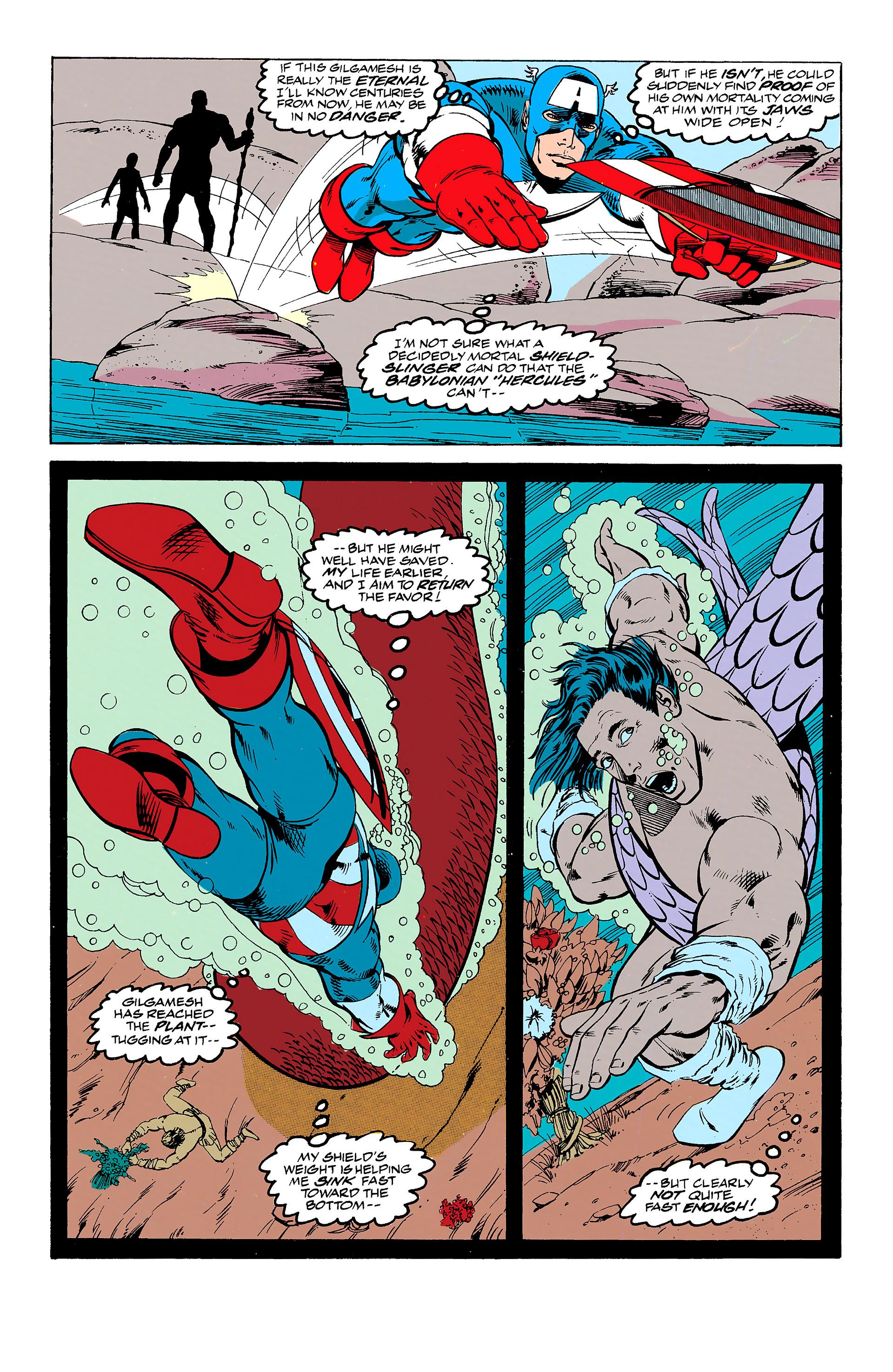 Read online Captain America (1968) comic -  Issue # _Annual 11 - 21
