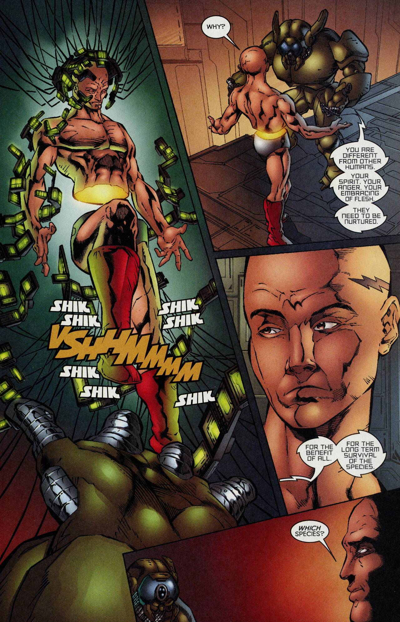 Read online Turok: Tales of the Lost Land comic -  Issue # Full - 37