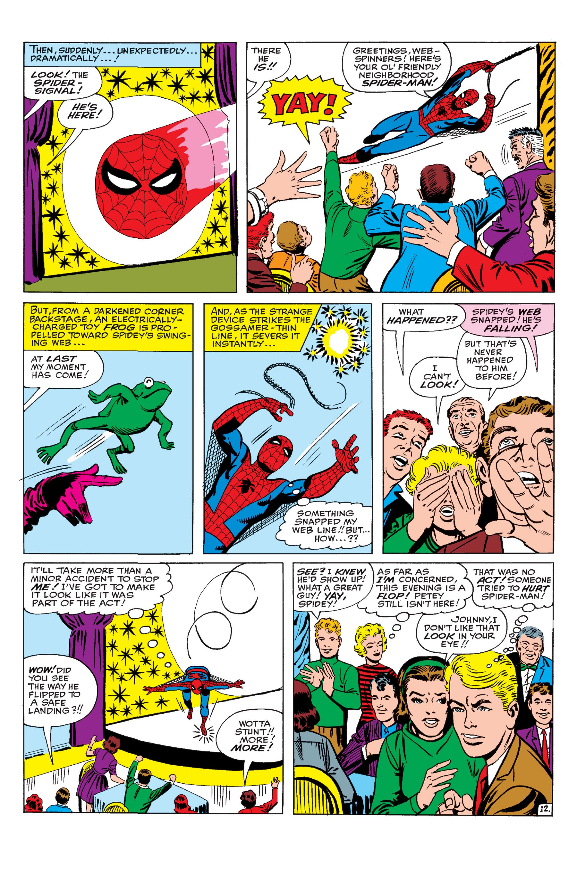 The Amazing Spider-Man (1963) 17 Page 12
