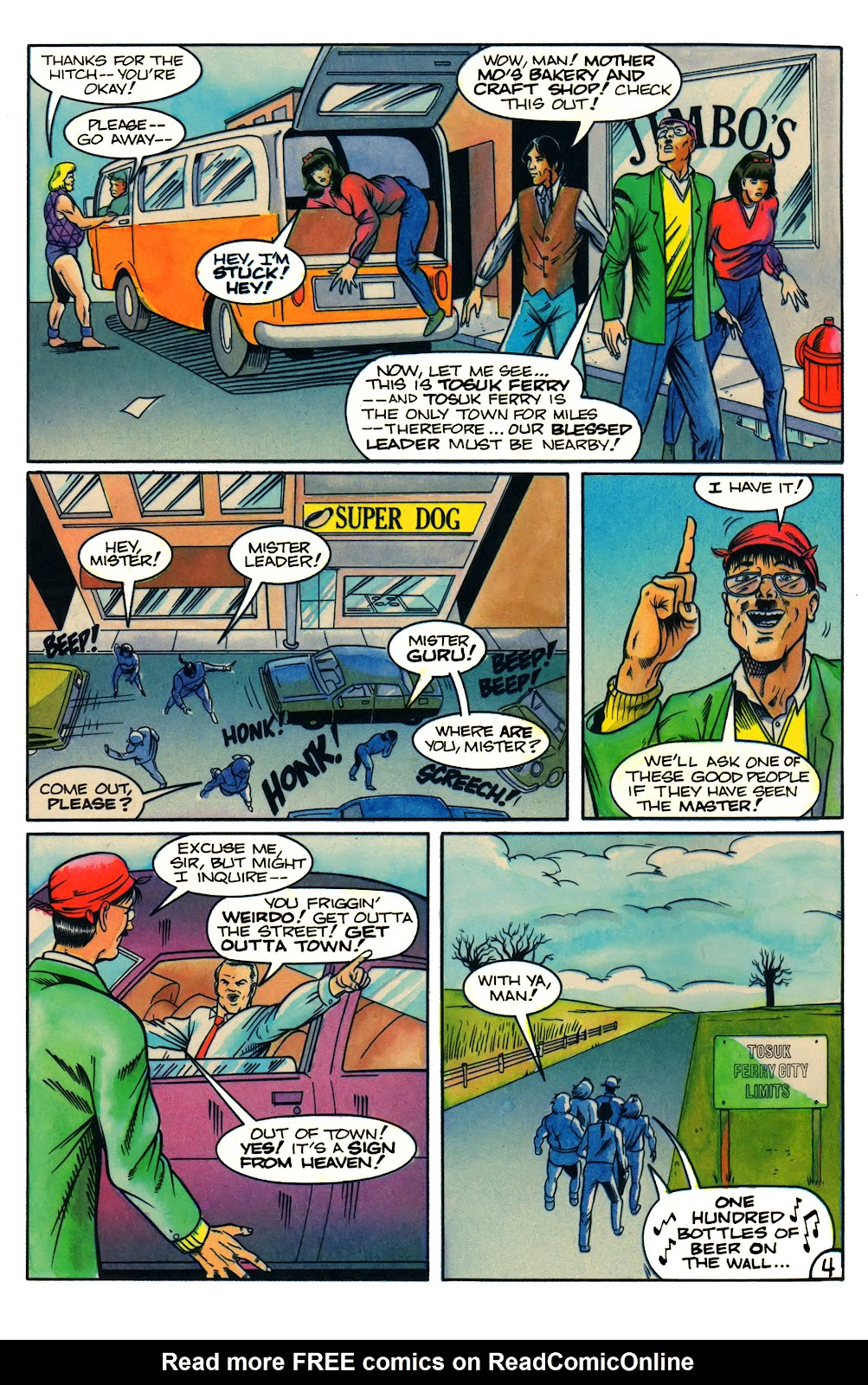 Fright Night issue 20 - Page 6