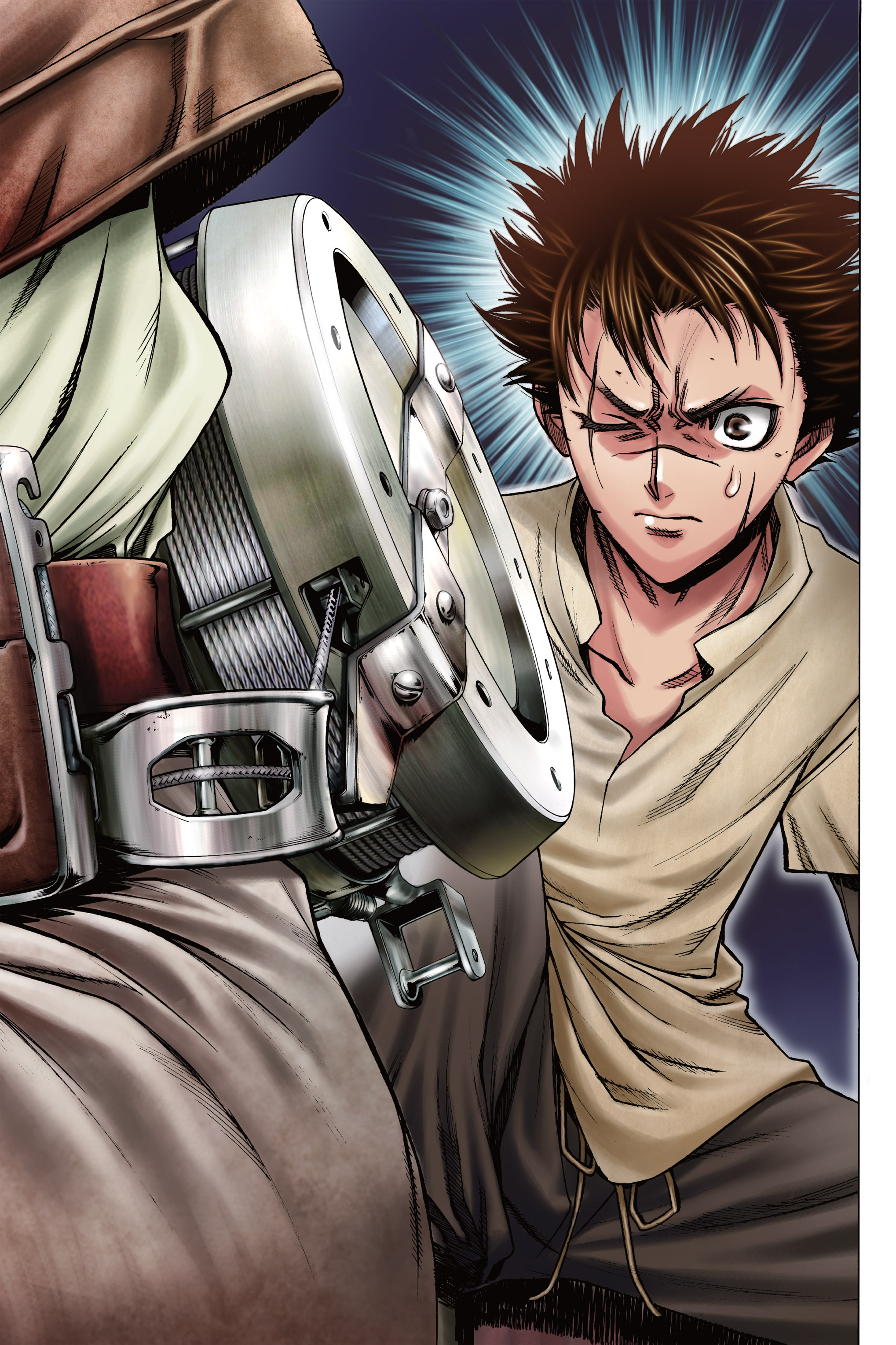 Read online Attack on Titan: Before the Fall comic -  Issue #5 - 3