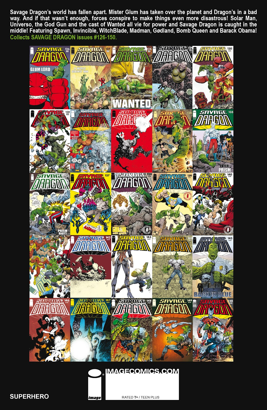 Read online Savage Dragon Archives comic -  Issue # TPB 6 (Part 6) - 38