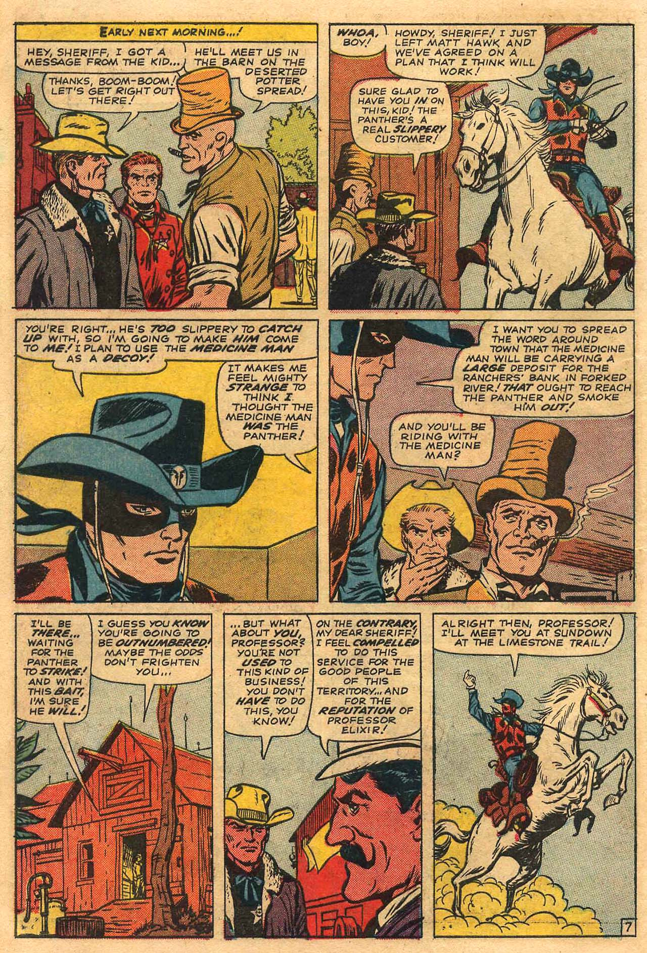 Read online Two-Gun Kid comic -  Issue #77 - 10