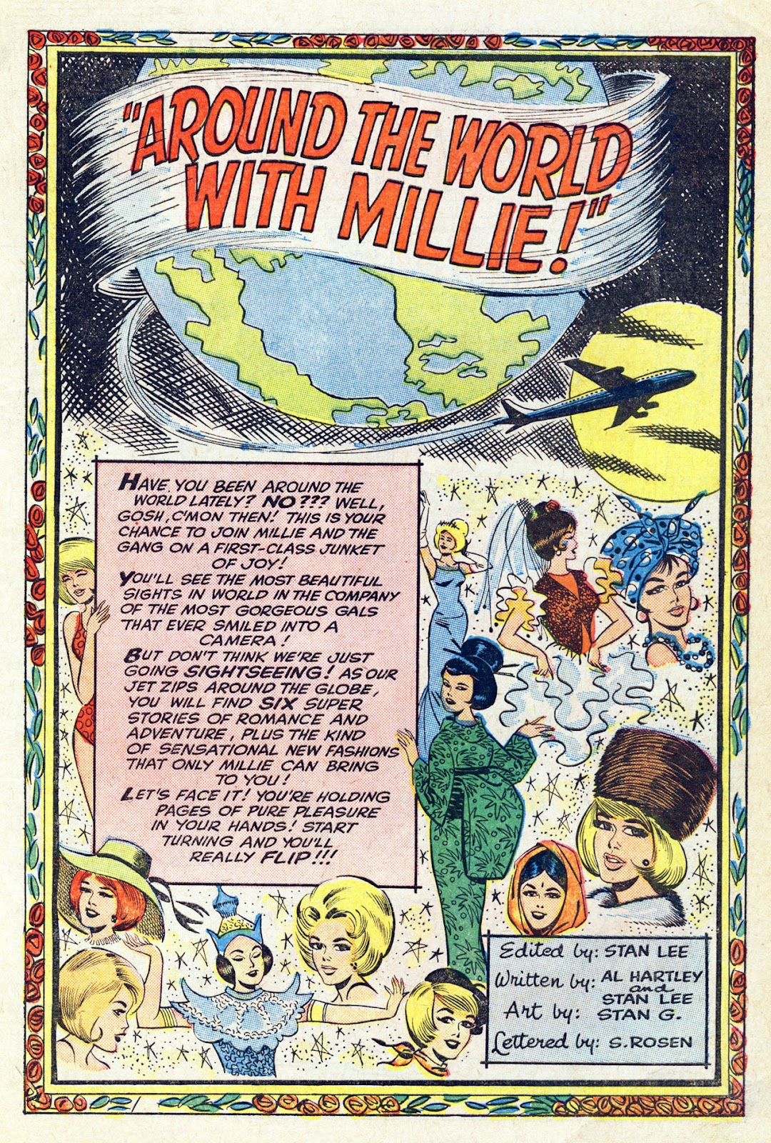 Read online Millie the Model comic -  Issue # Annual 4 - 3