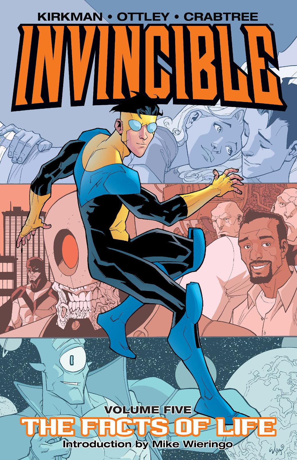 Invincible (2003) issue TPB 5 - The Facts of Life - Page 1