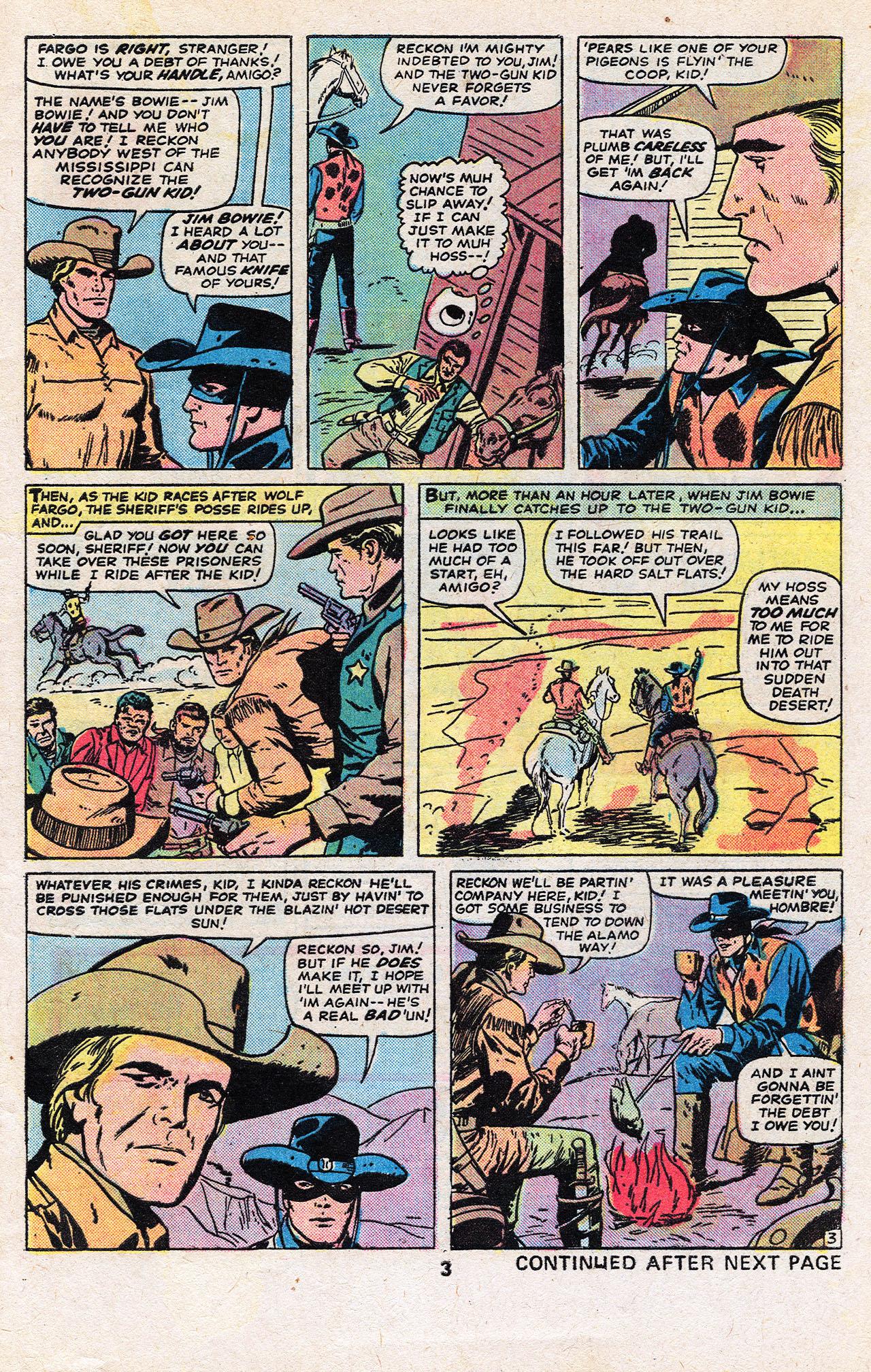 Read online Two-Gun Kid comic -  Issue #134 - 5