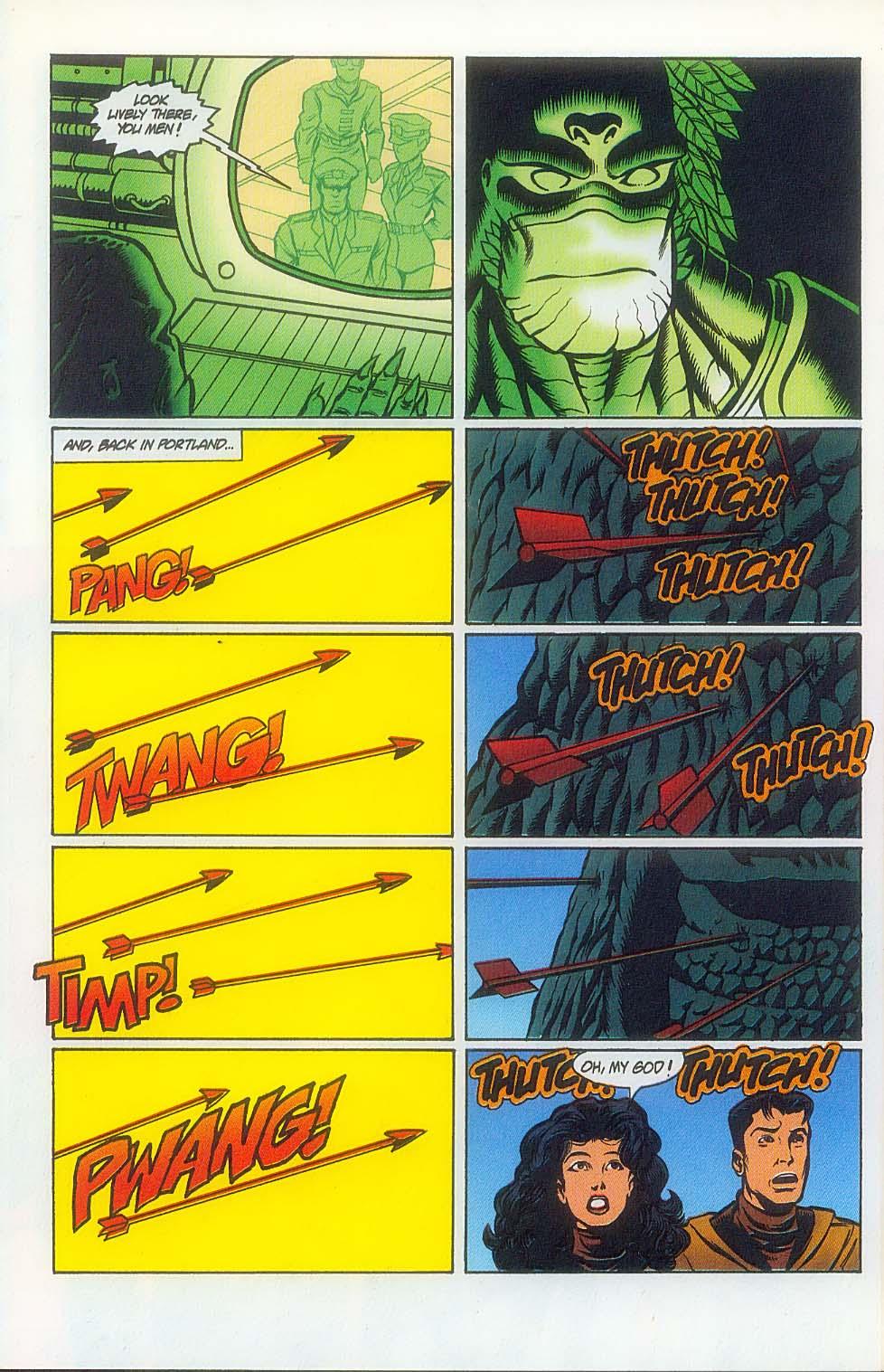 Godzilla (1995) Issue #7 #8 - English 9