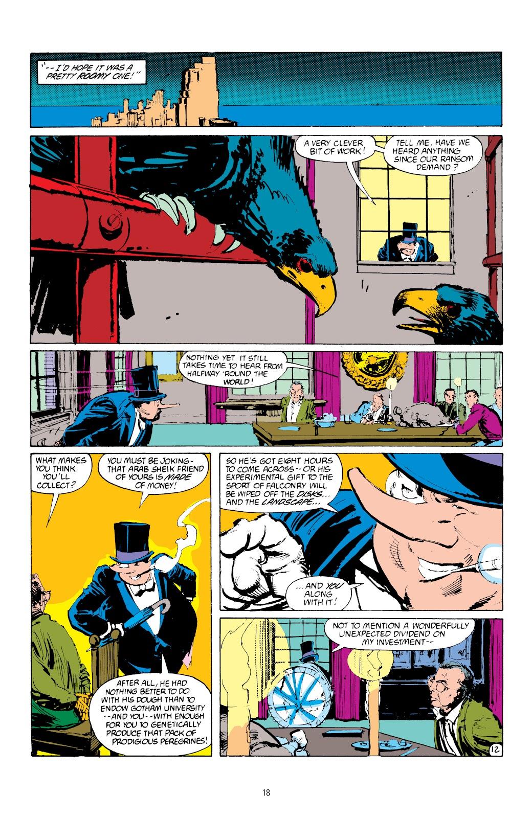 Read online Detective Comics (1937) comic -  Issue # _TPB Batman - The Dark Knight Detective 1 (Part 1) - 18