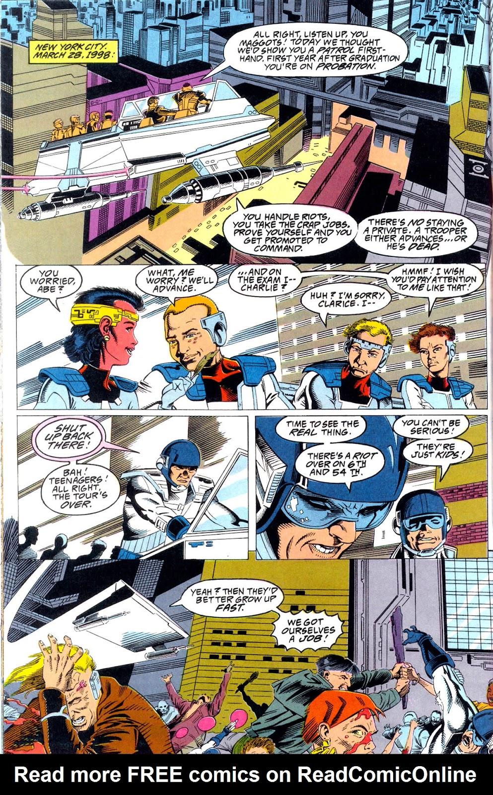 Read online Team Titans comic -  Issue #1b - 11