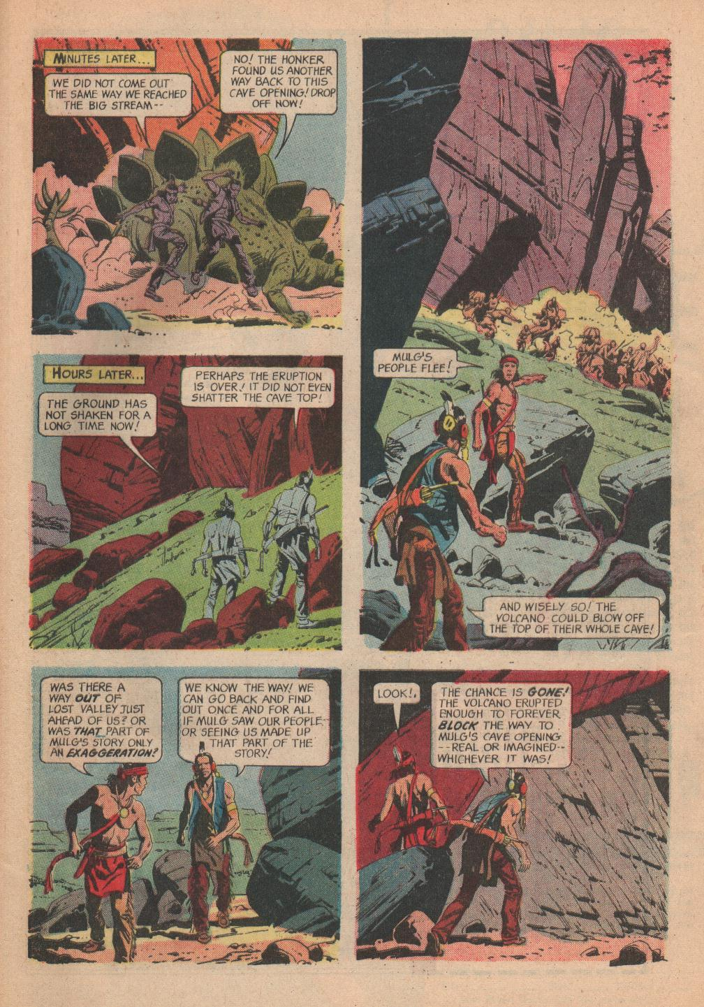 Read online Turok, Son of Stone comic -  Issue #55 - 31
