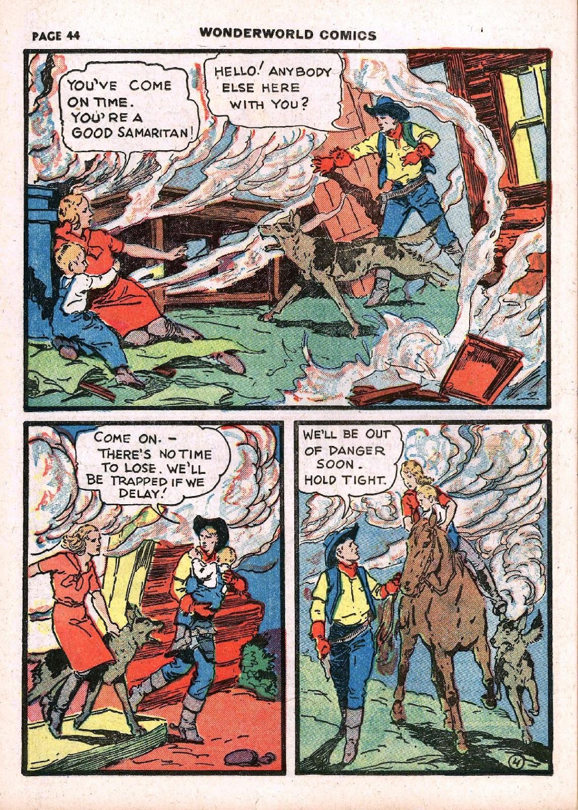 Wonderworld Comics issue 14 - Page 46
