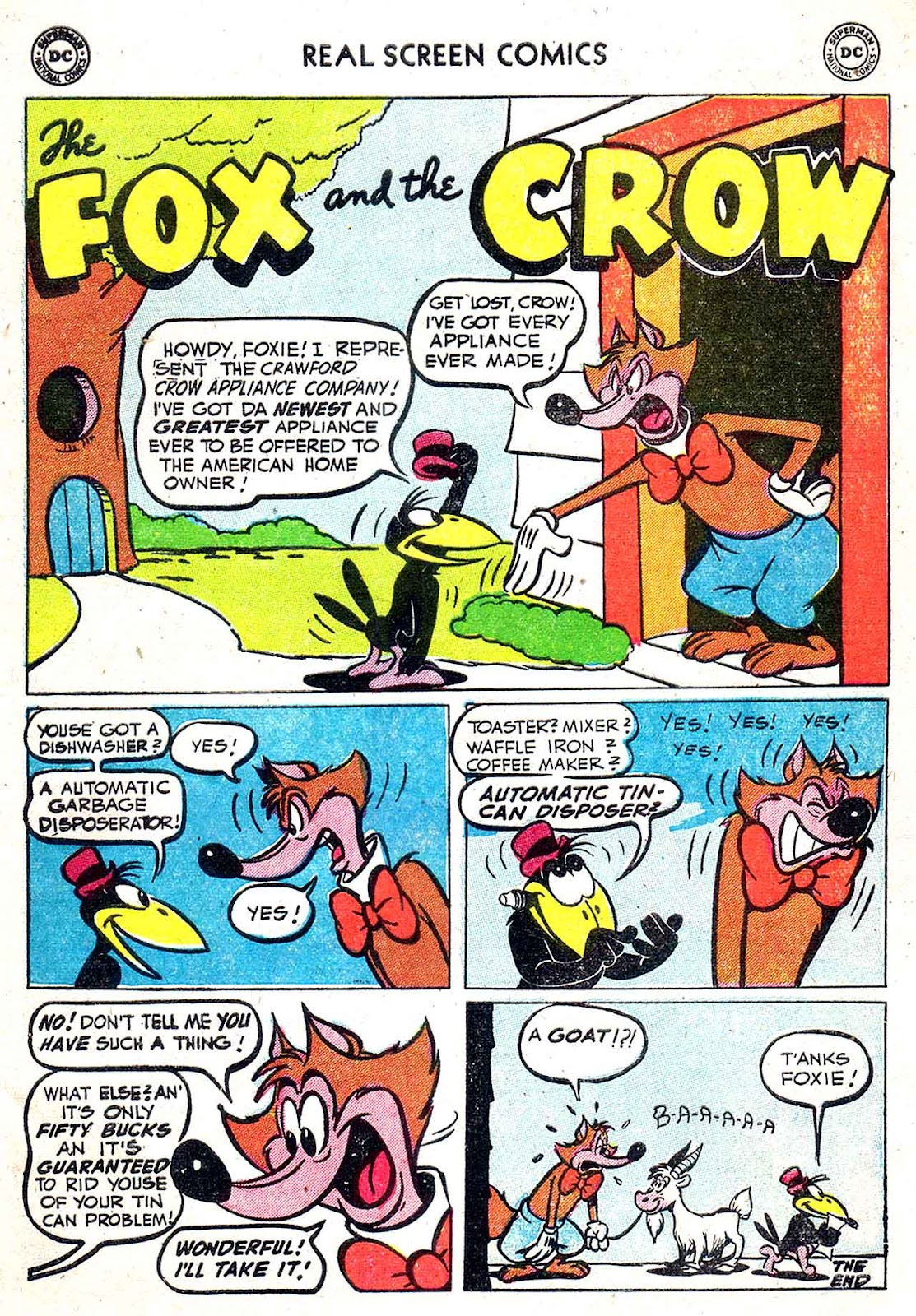 Real Screen Comics issue 49 - Page 33