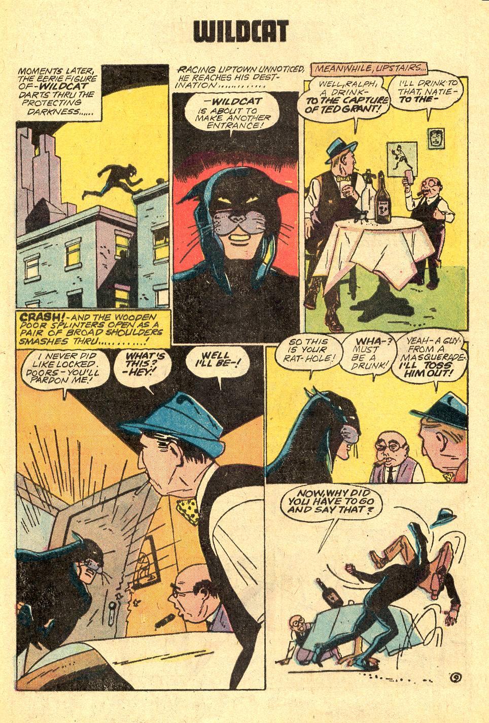 Read online Secret Origins (1973) comic -  Issue #3 - 32