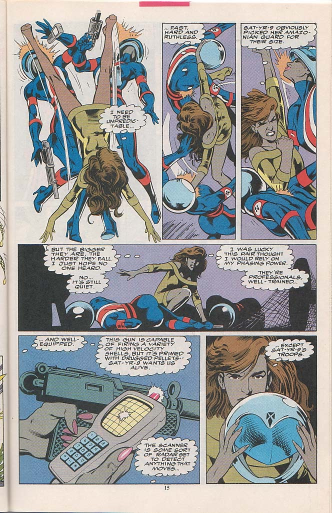 Excalibur (1988) issue 56 - Page 11