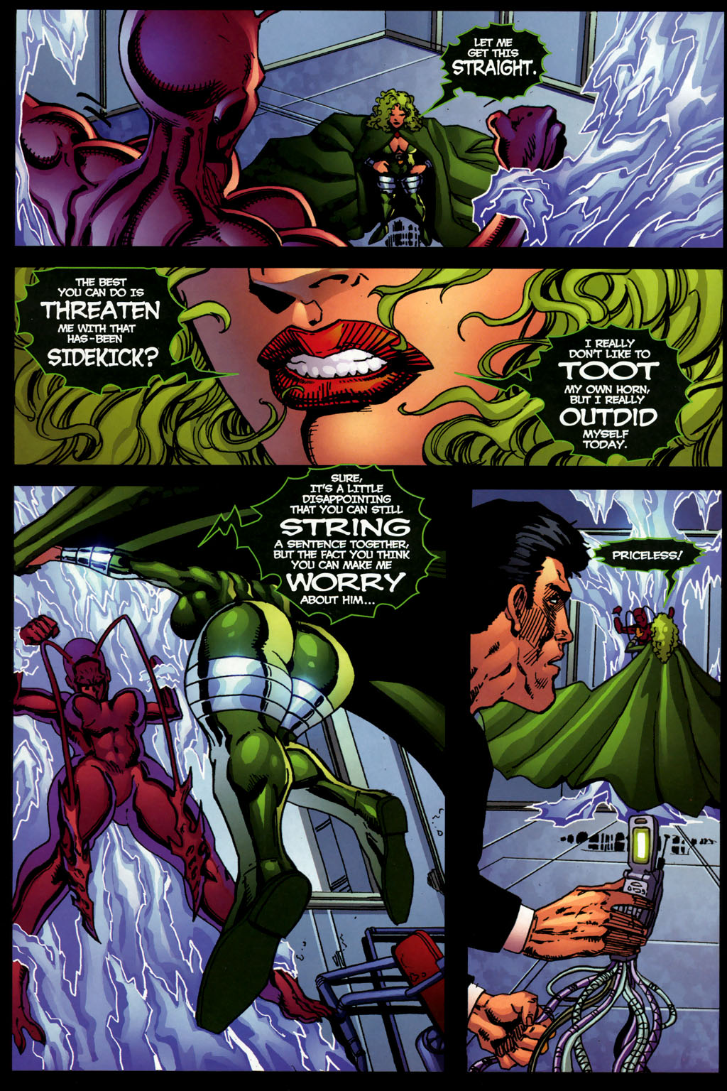 Read online Ant comic -  Issue #8 - 8