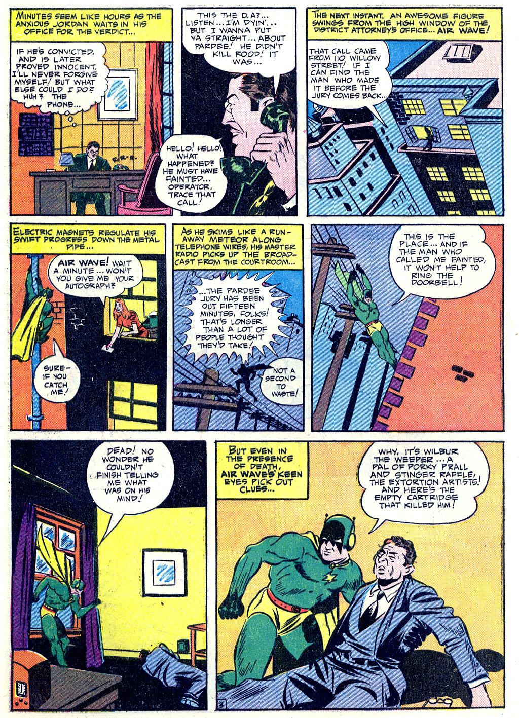 Read online Detective Comics (1937) comic -  Issue #68 - 52